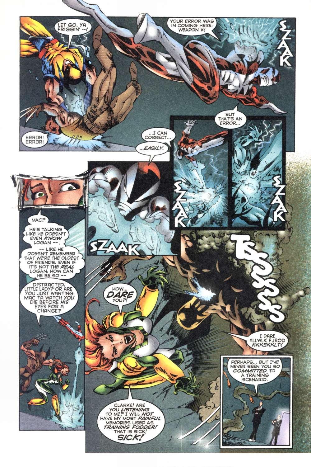 Read online Alpha Flight (1997) comic -  Issue #8 - 7