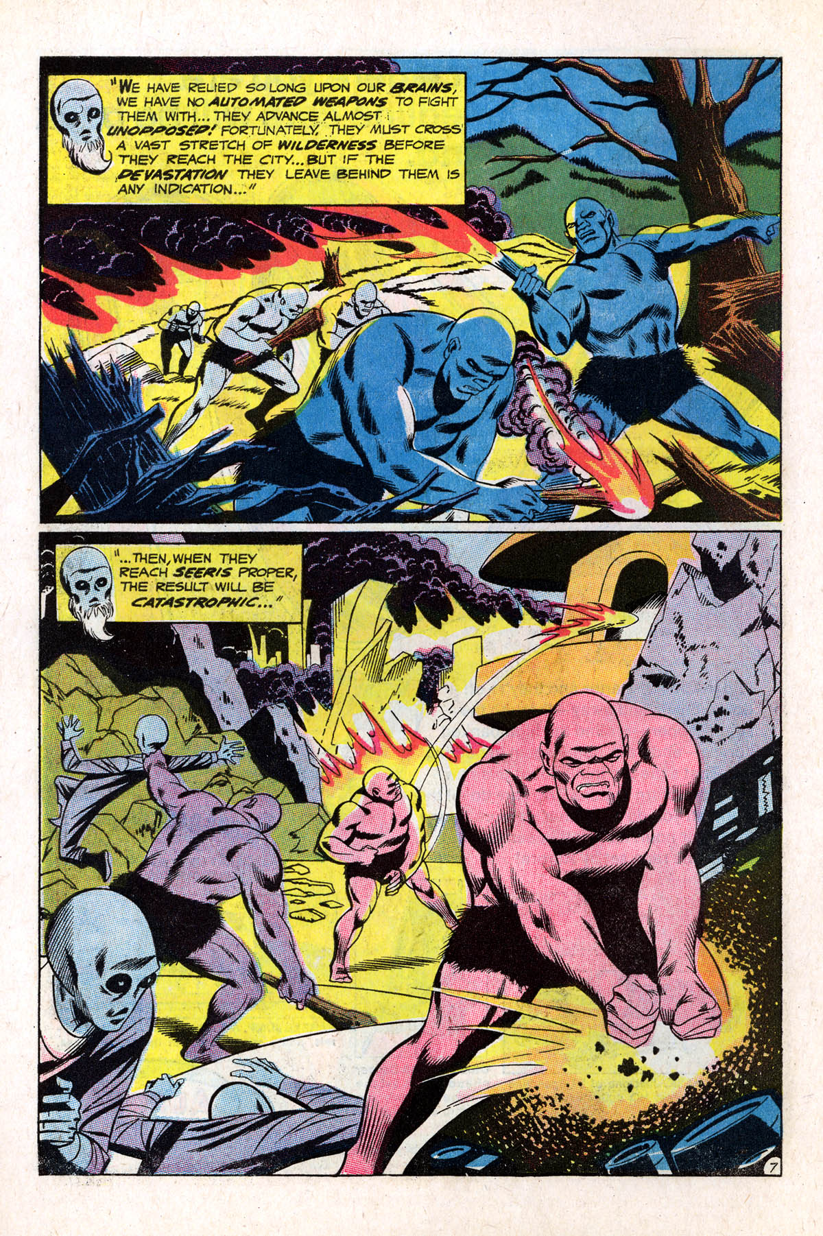 Read online Adventure Comics (1938) comic -  Issue #379 - 10