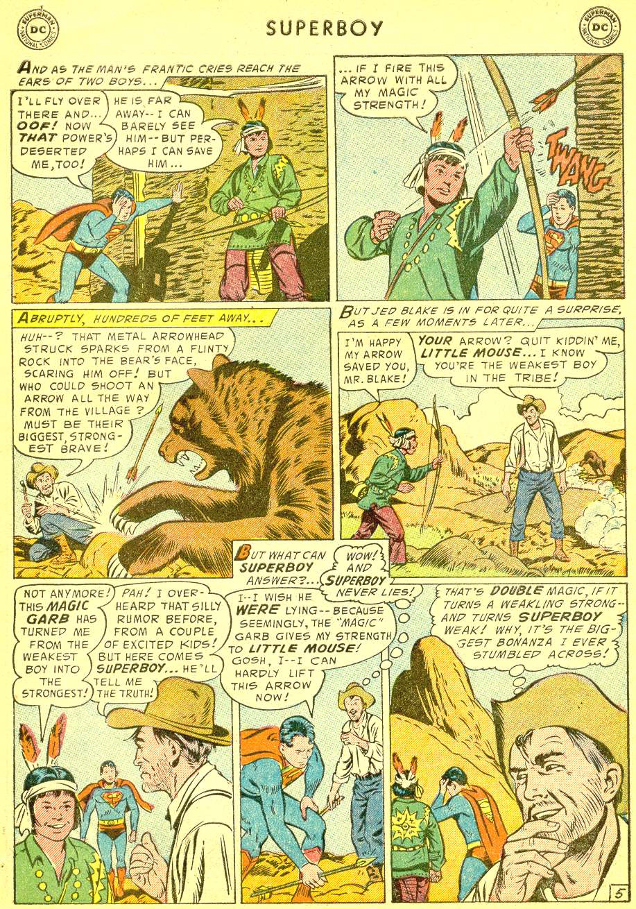 Superboy (1949) issue 41 - Page 6
