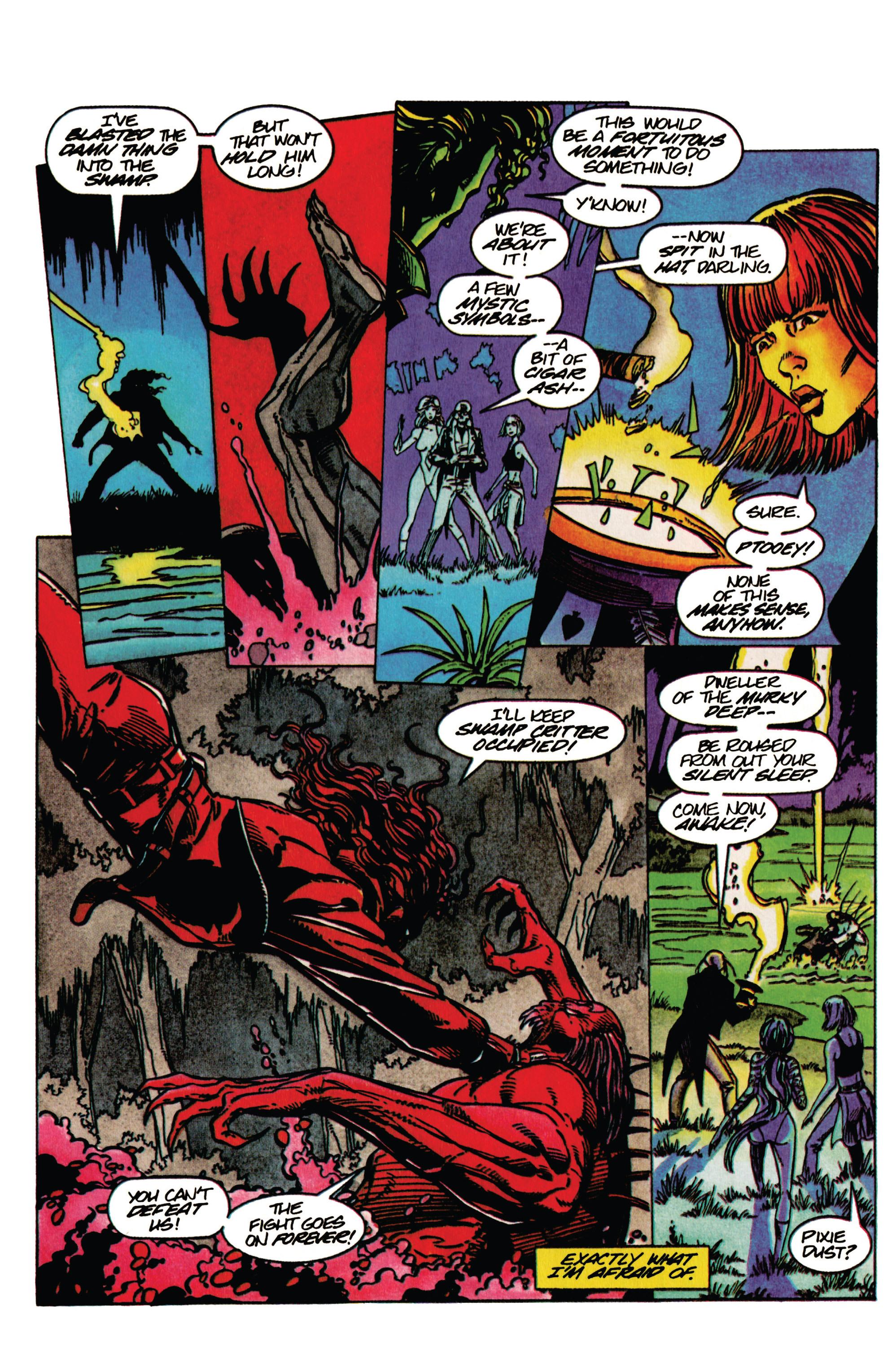 Read online Shadowman (1992) comic -  Issue #33 - 11