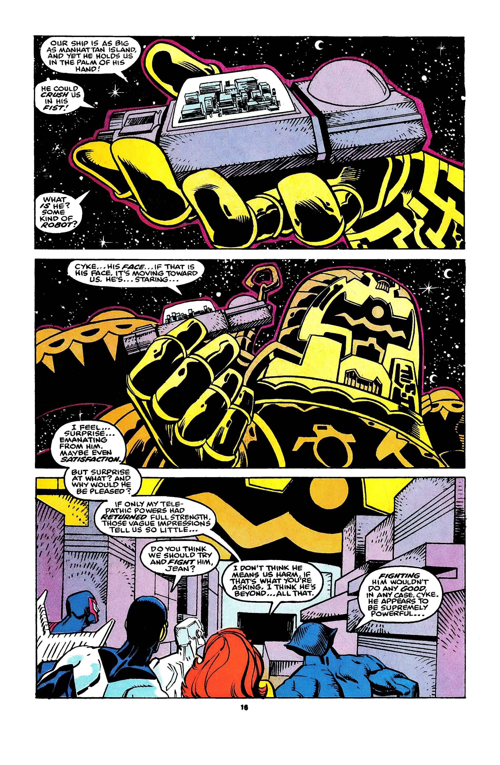 Read online X-Factor (1986) comic -  Issue #43 - 12