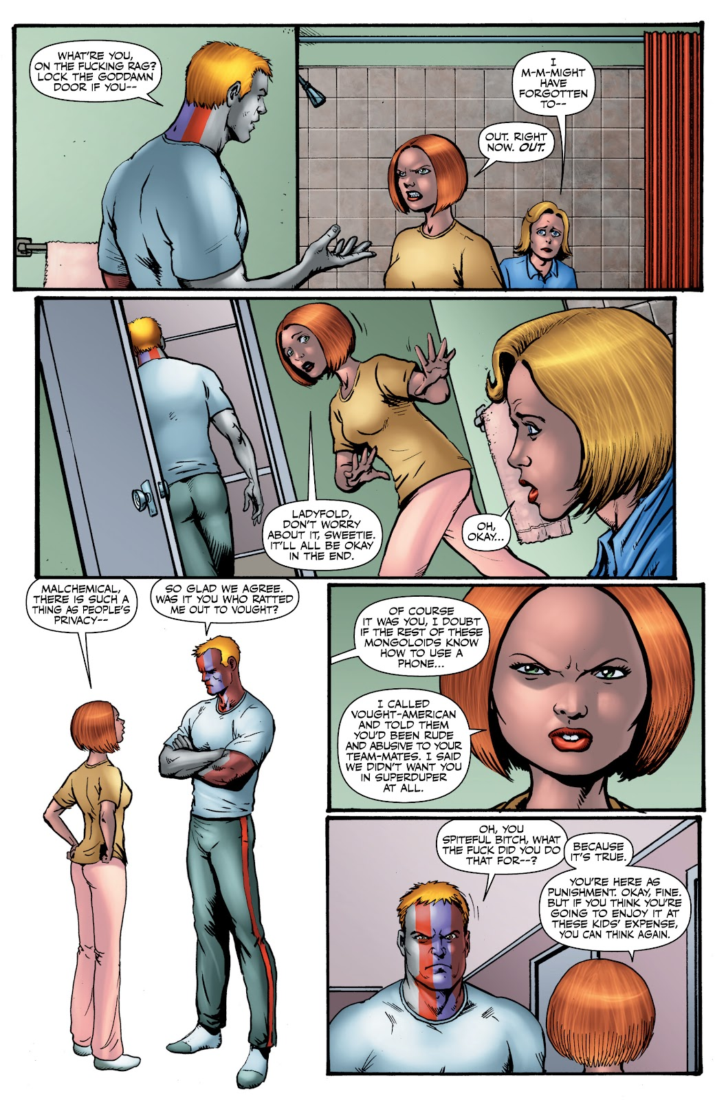 Read online The Boys Omnibus comic -  Issue # TPB 4 (Part 1) - 83
