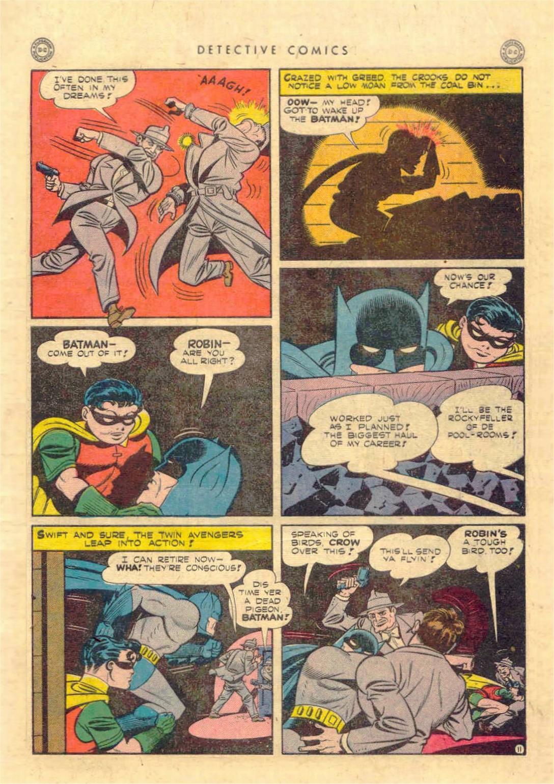 Read online Detective Comics (1937) comic -  Issue #97 - 13