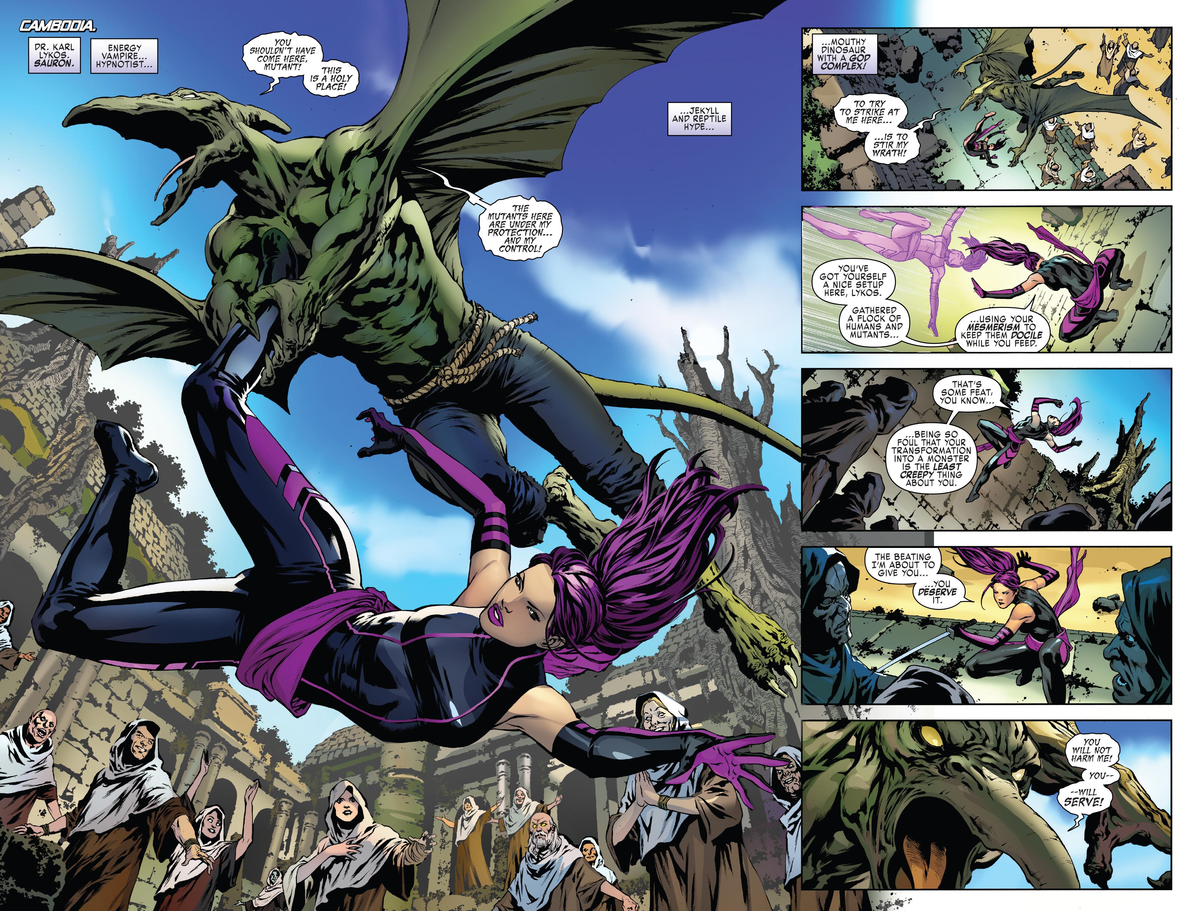 Read online Uncanny X-Men (2016) comic -  Issue #15 - 7