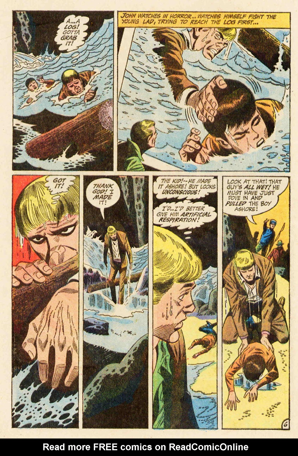 The Witching Hour (1969) issue 26 - Page 17