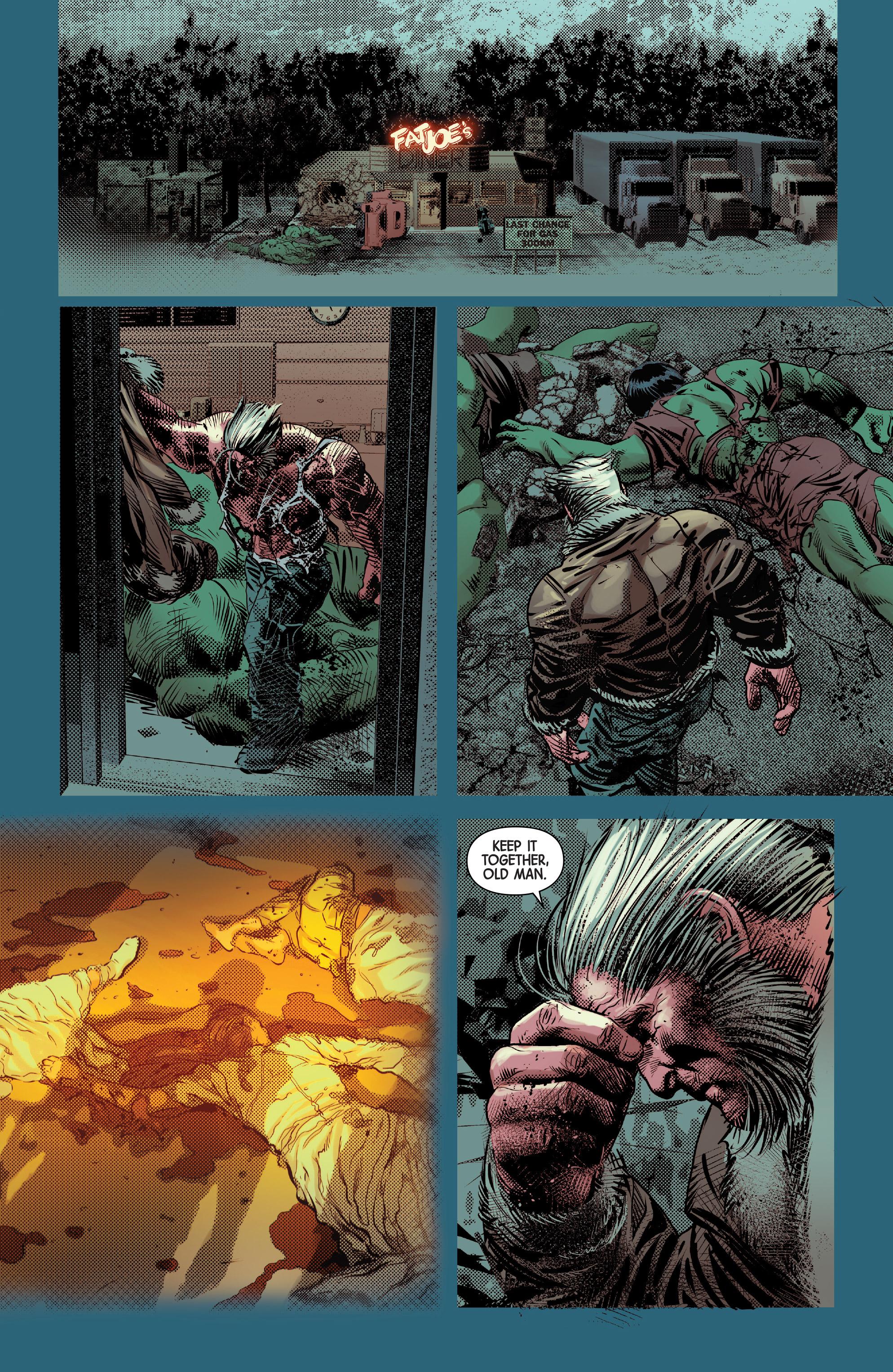 Read online Old Man Logan (2016) comic -  Issue #25 - 21