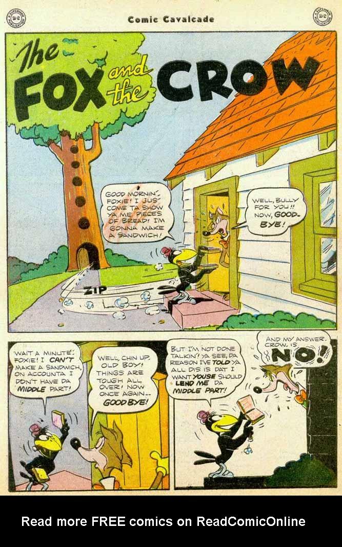 Comic Cavalcade issue 35 - Page 3