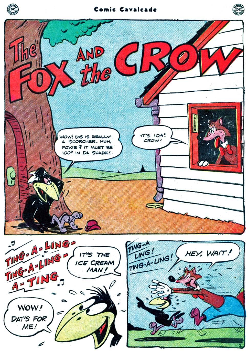 Comic Cavalcade issue 40 - Page 3