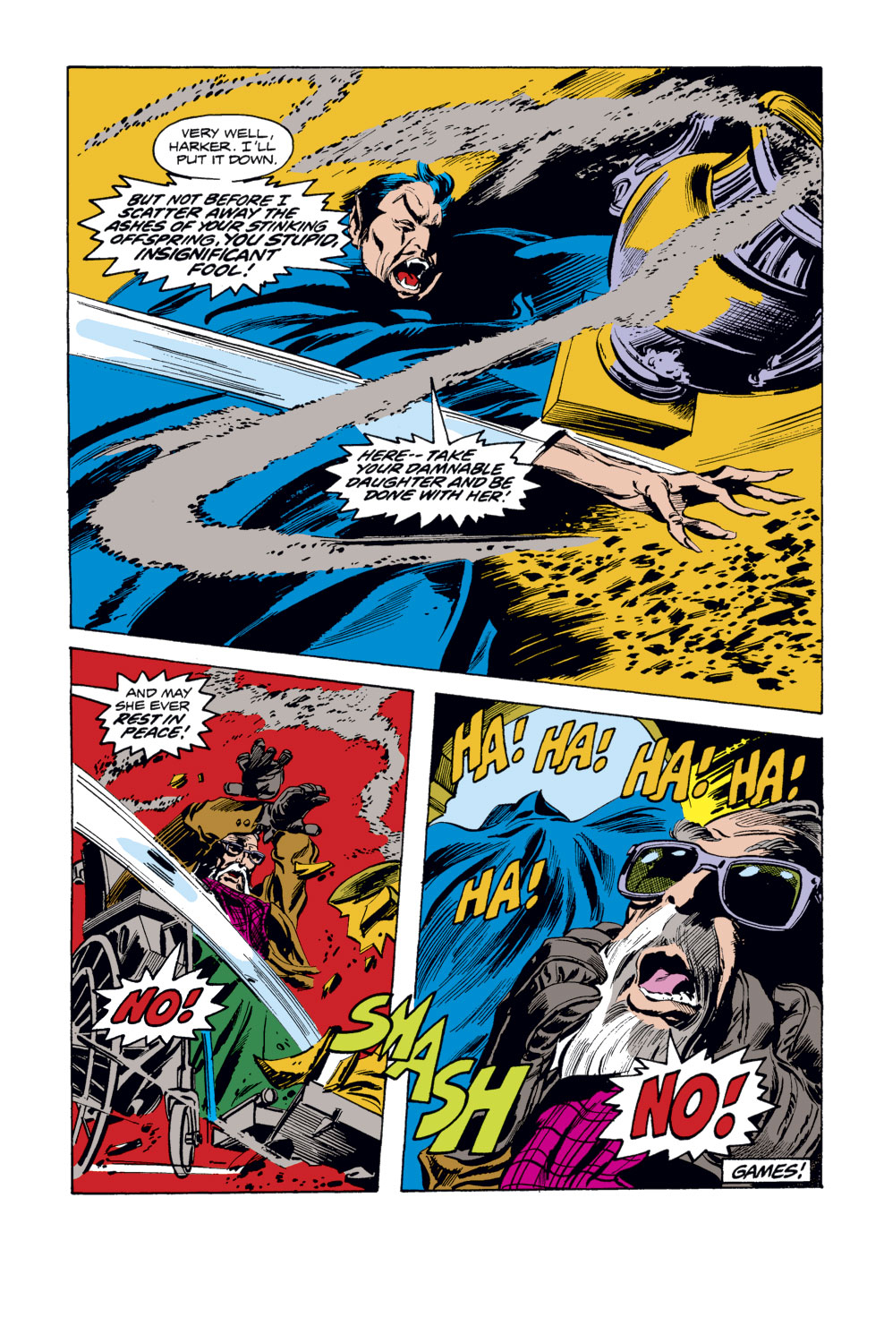 Tomb of Dracula (1972) issue 33 - Page 11