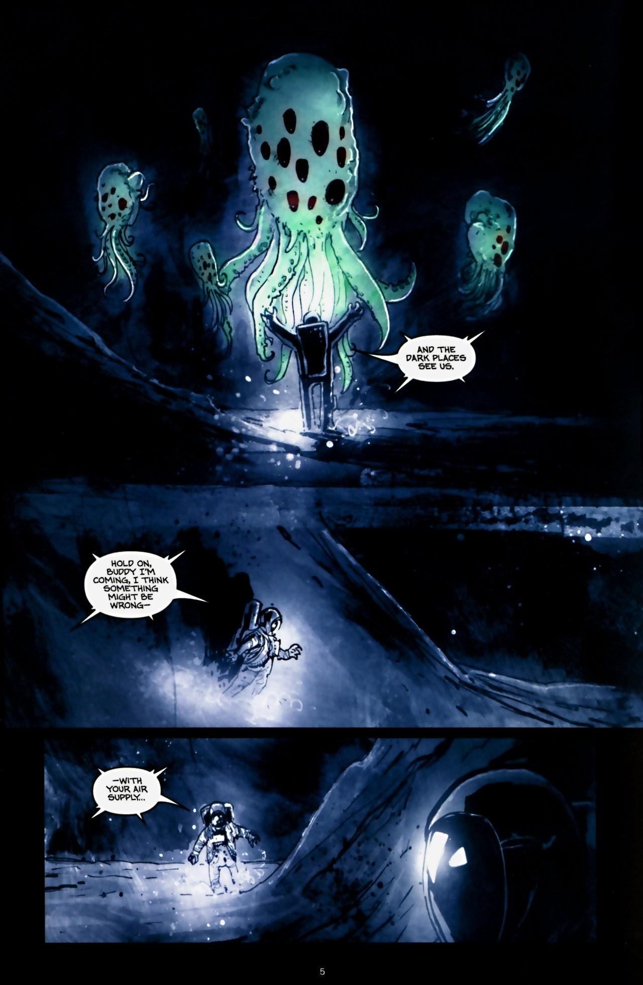 Read online Wormwood: Gentleman Corpse comic -  Issue #9 - 7