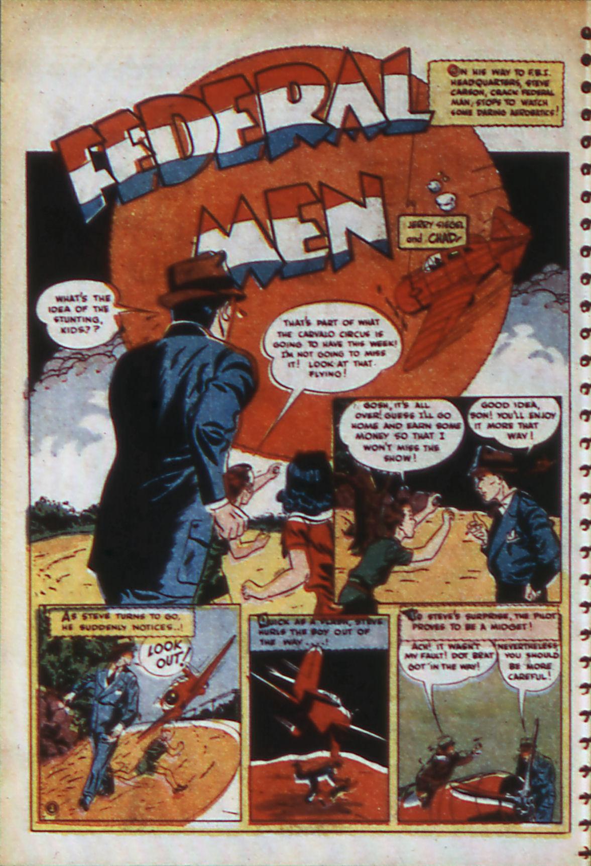 Read online Adventure Comics (1938) comic -  Issue #56 - 27