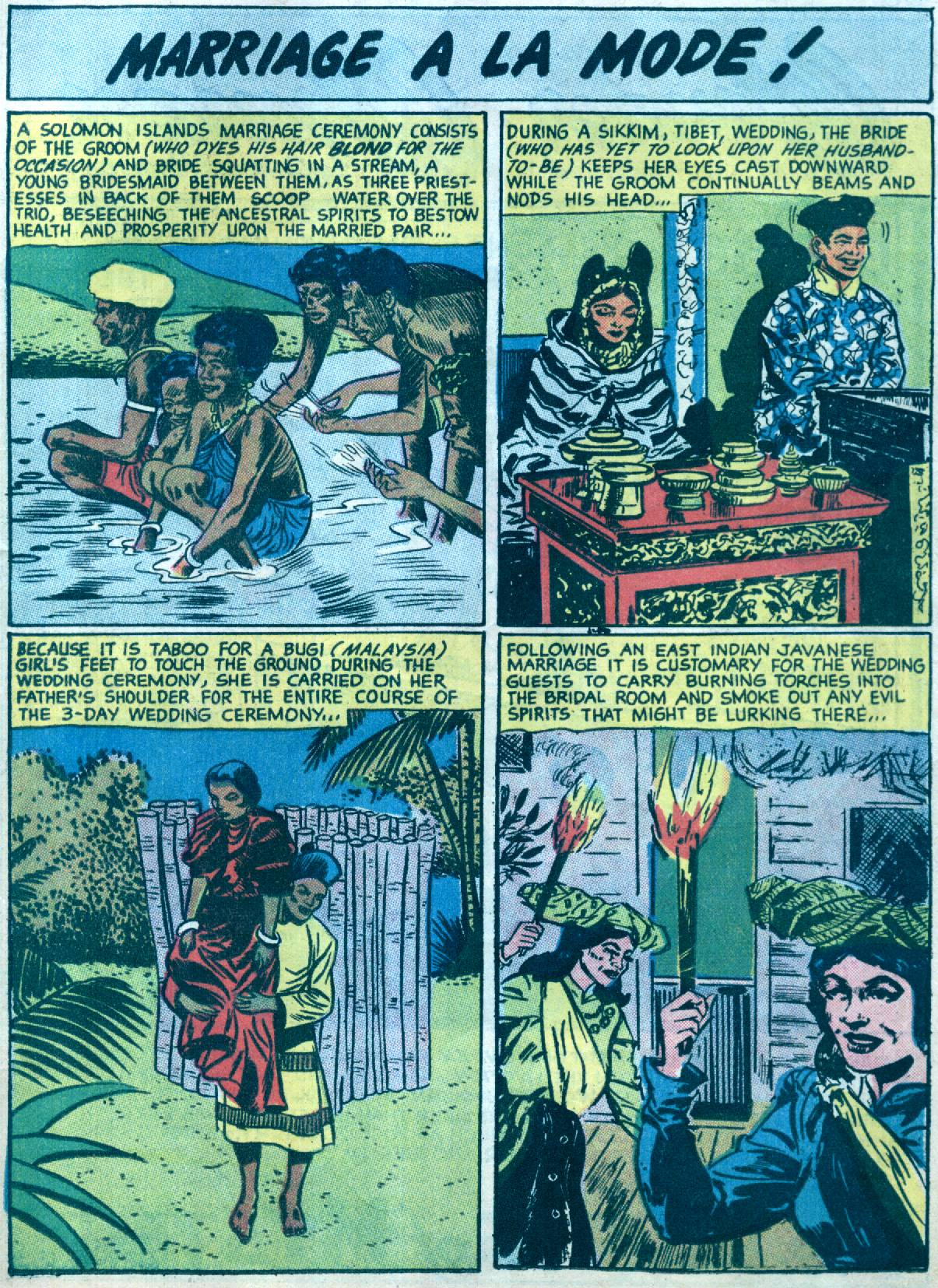 Read online Wonder Woman (1942) comic -  Issue #92 - 23
