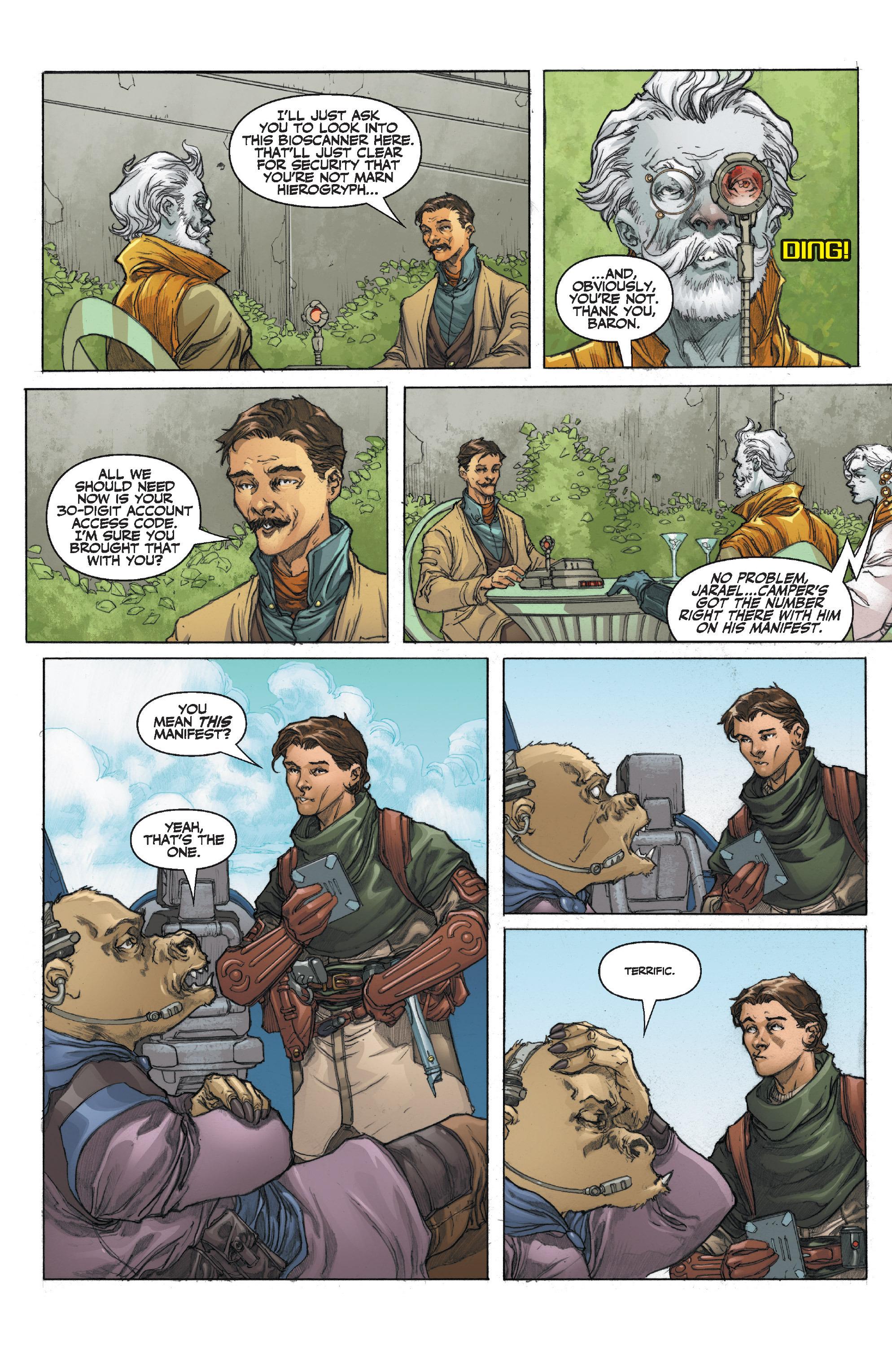 Read online Star Wars Omnibus comic -  Issue # Vol. 29 - 237