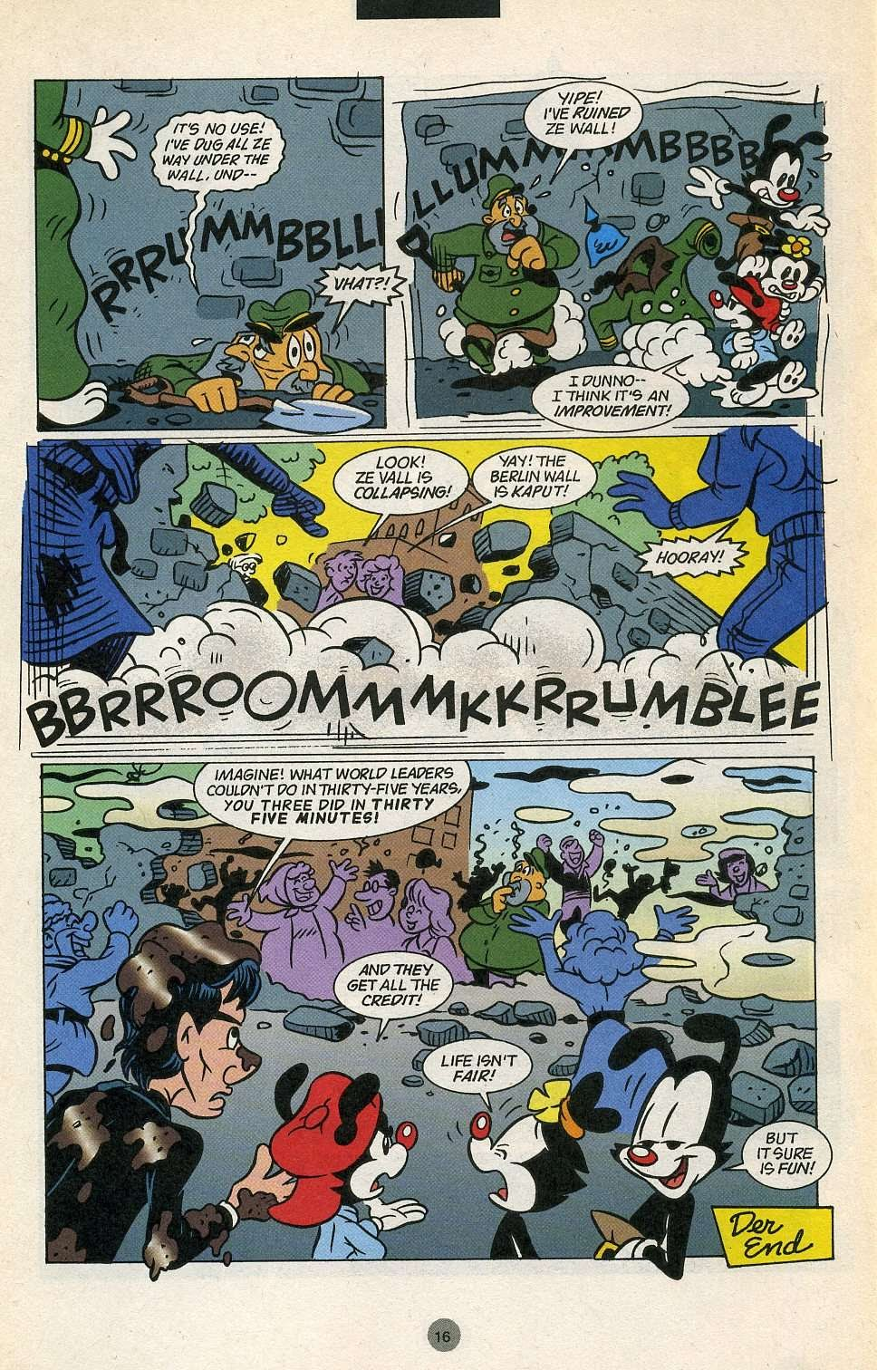 Animaniacs (1995) issue 14 - Page 18