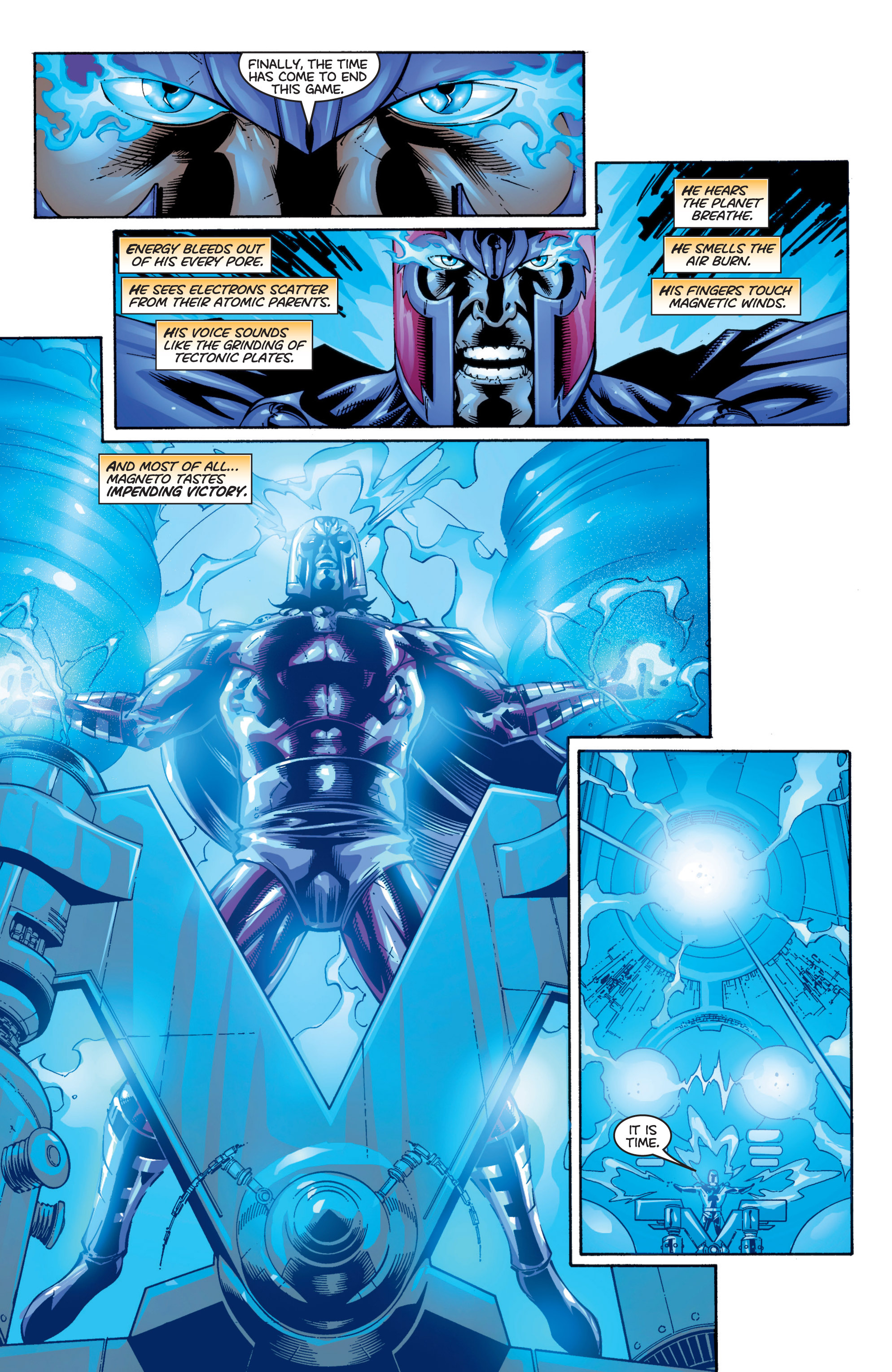 Read online Uncanny X-Men (1963) comic -  Issue #366 - 15
