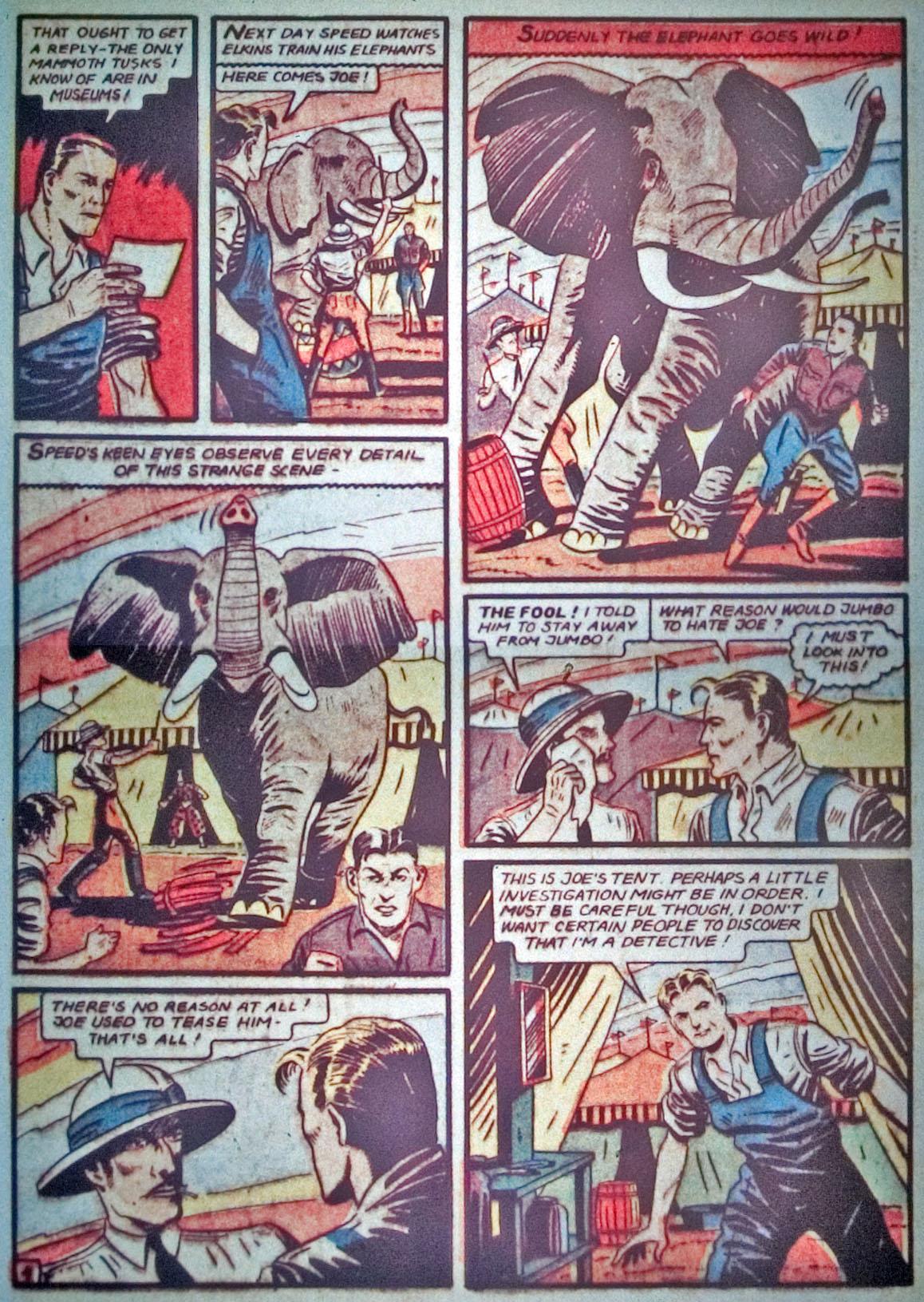 Read online Detective Comics (1937) comic -  Issue #31 - 39