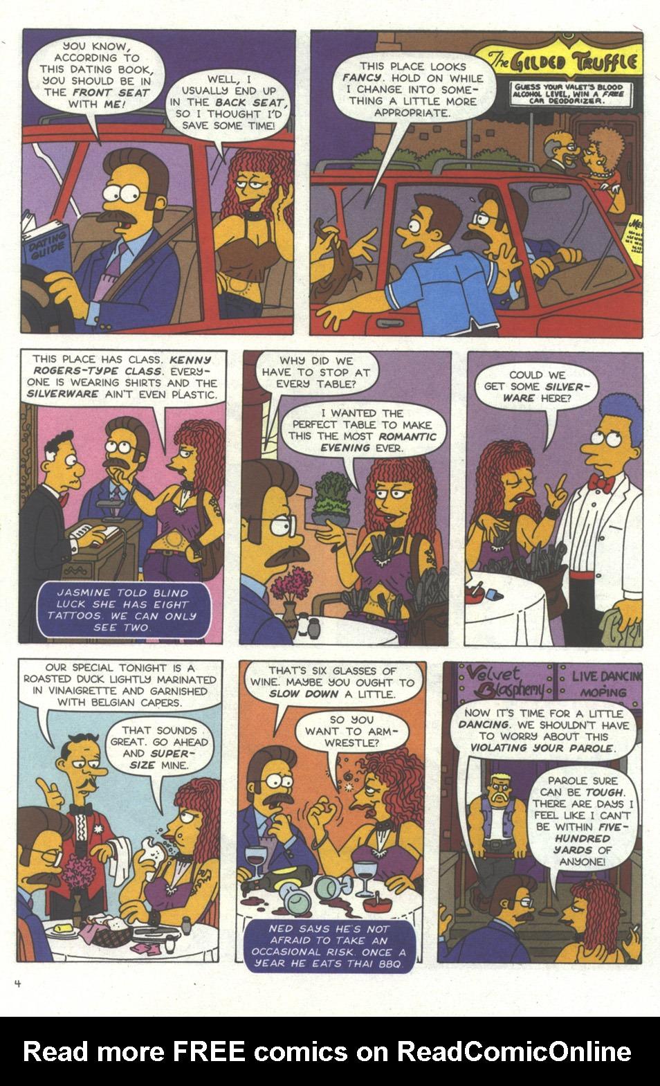 Read online Simpsons Comics comic -  Issue #56 - 32