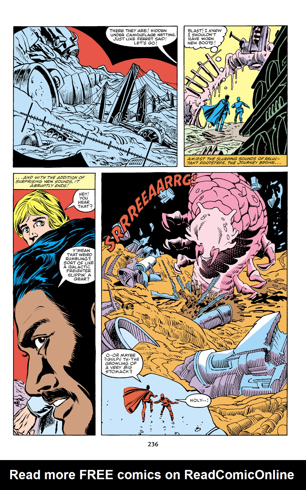 Read online Star Wars Omnibus comic -  Issue # Vol. 16 - 233