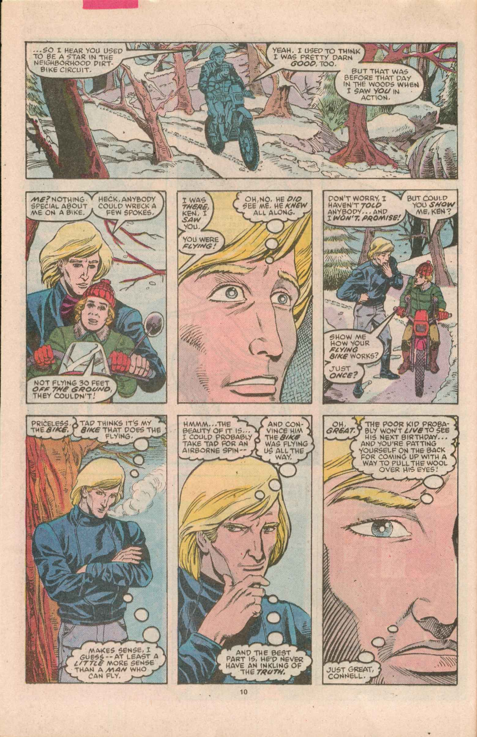 Read online Star Brand comic -  Issue #8 - 11