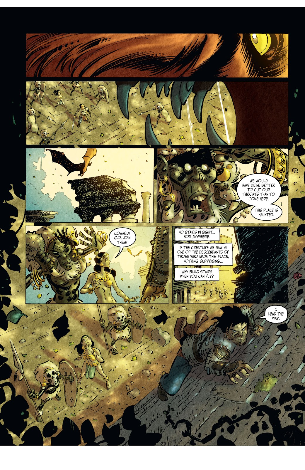The Cimmerian: Queen of the Black Coast issue 2 - Page 5