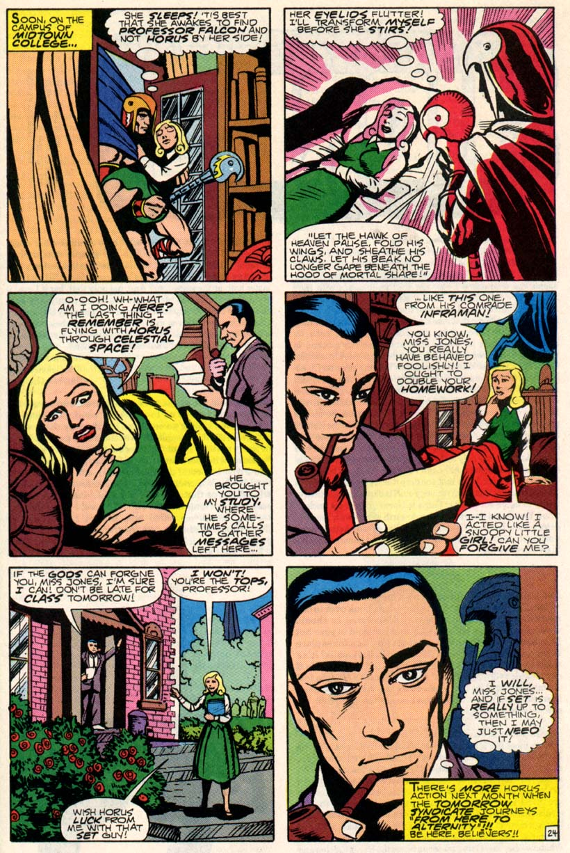 Read online 1963 comic -  Issue #5 - 25
