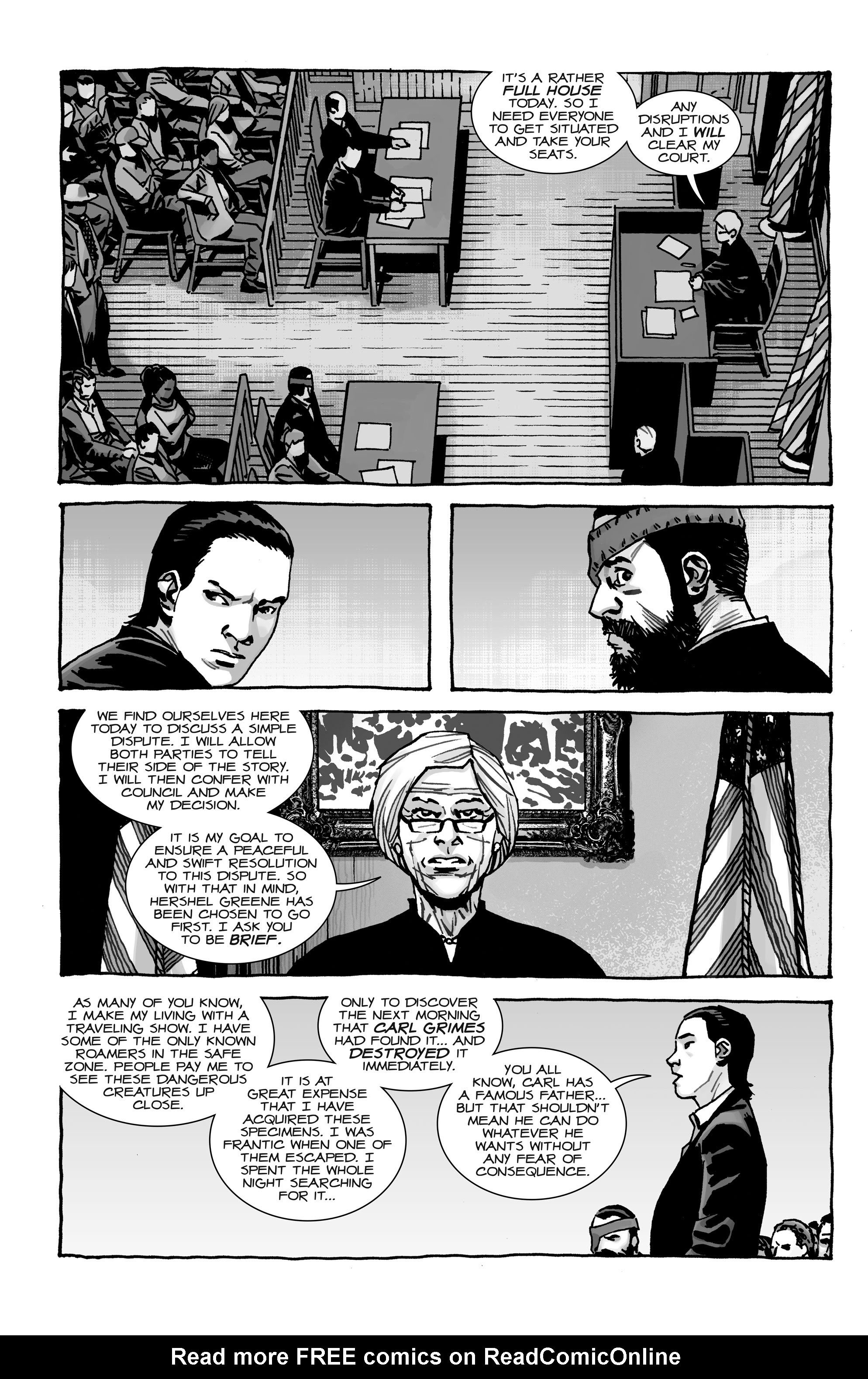 The Walking Dead 193 Page 18