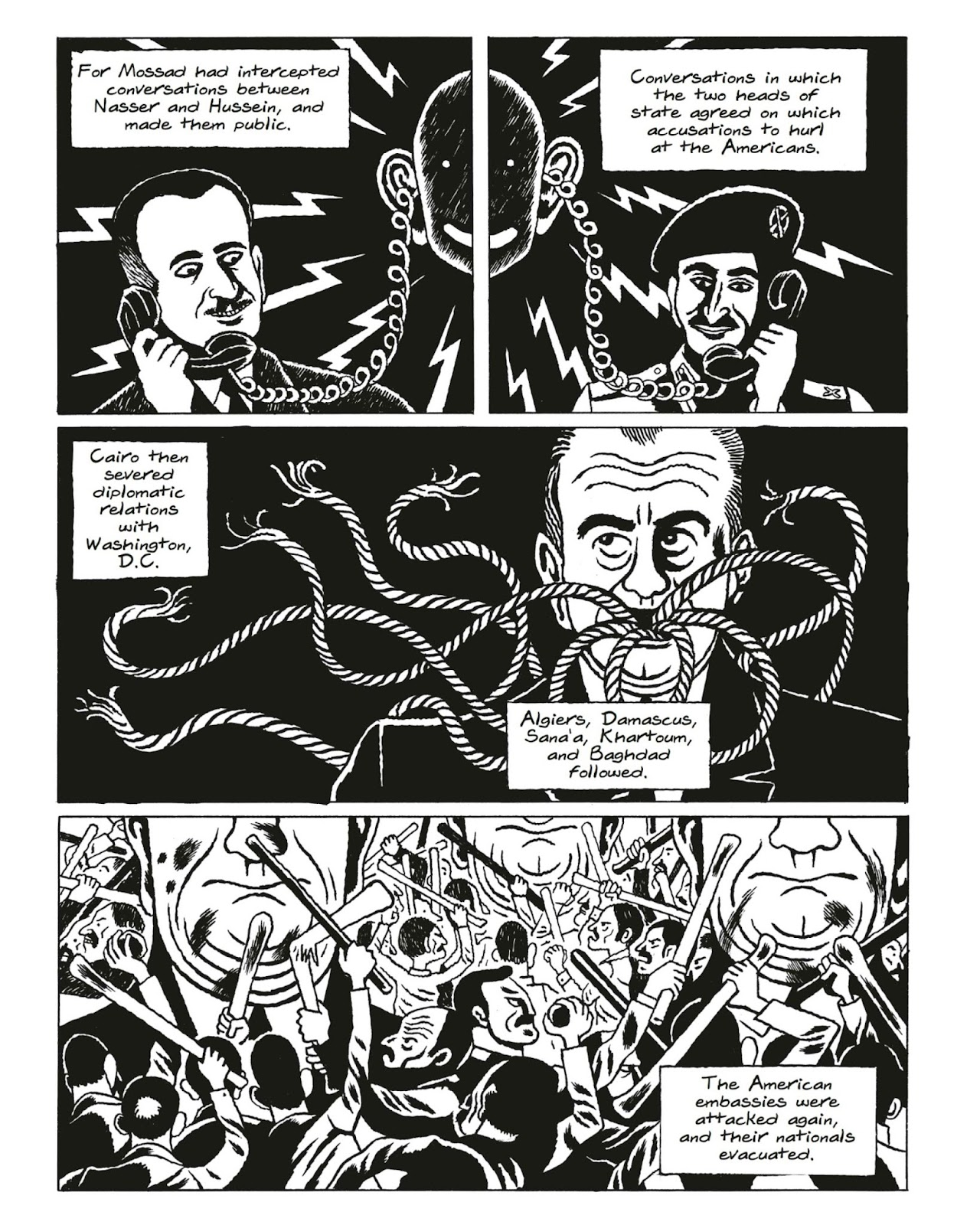 Best of Enemies: A History of US and Middle East Relations issue TPB_2 - Page 30