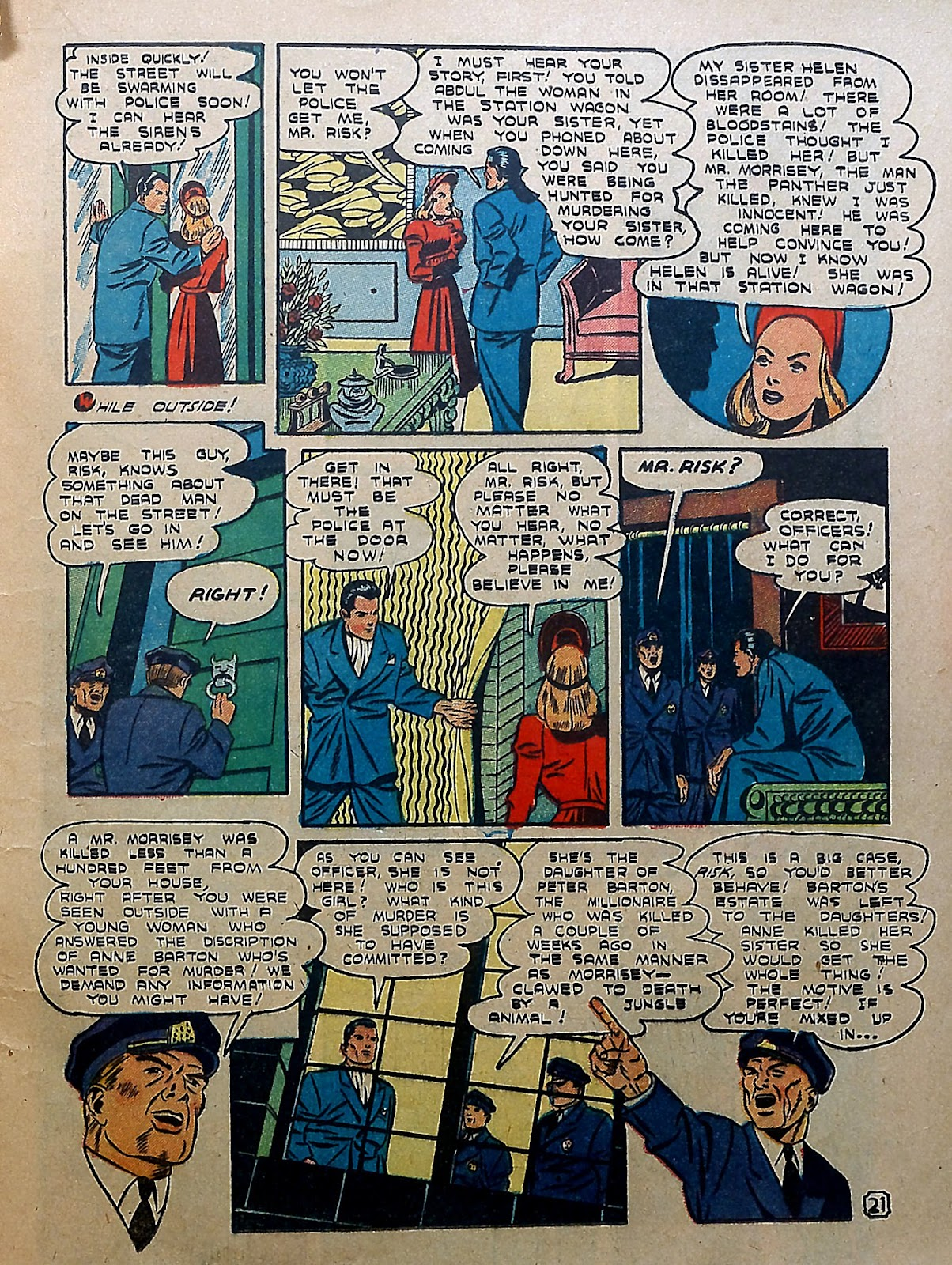 Our Flag Comics issue 5 - Page 18