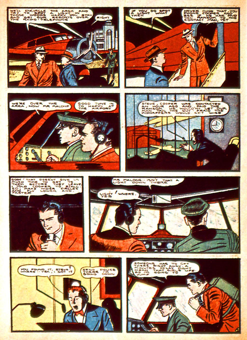 Read online Detective Comics (1937) comic -  Issue #37 - 45