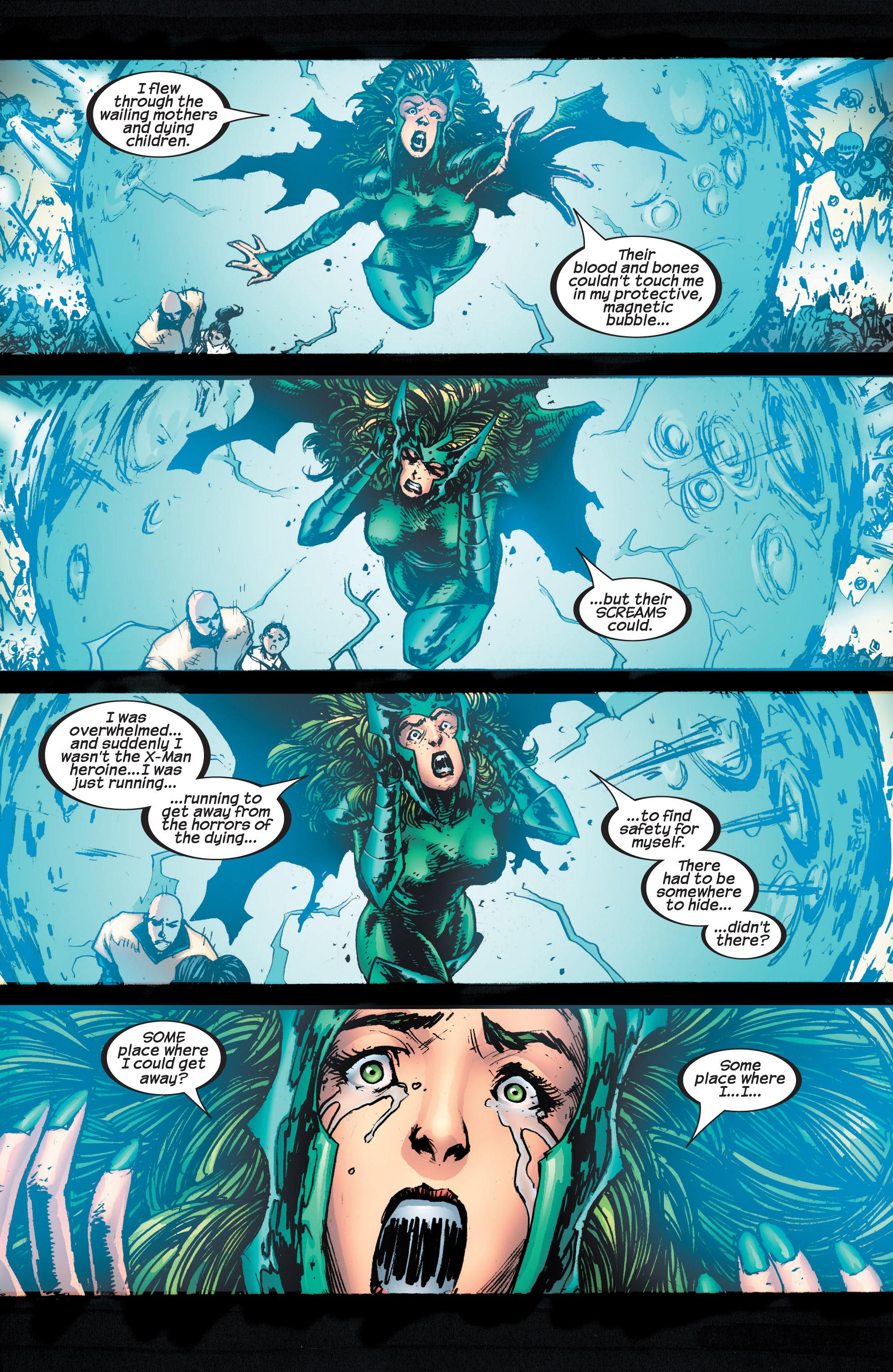 Read online Uncanny X-Men (1963) comic -  Issue #431 - 16
