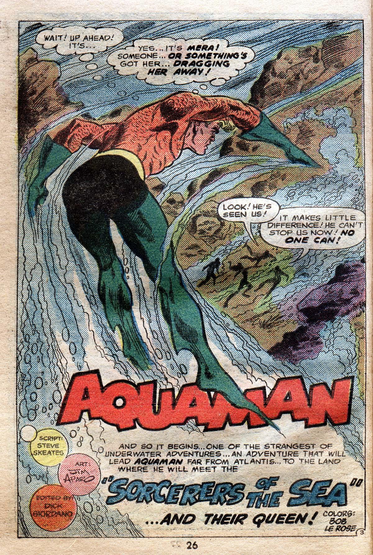 Read online Adventure Comics (1938) comic -  Issue #491 - 26