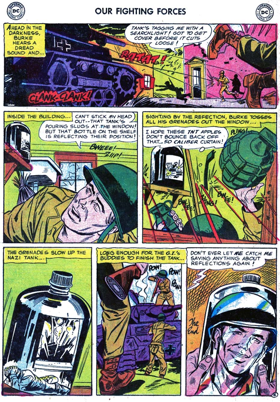Our Fighting Forces (1954) issue 17 - Page 24