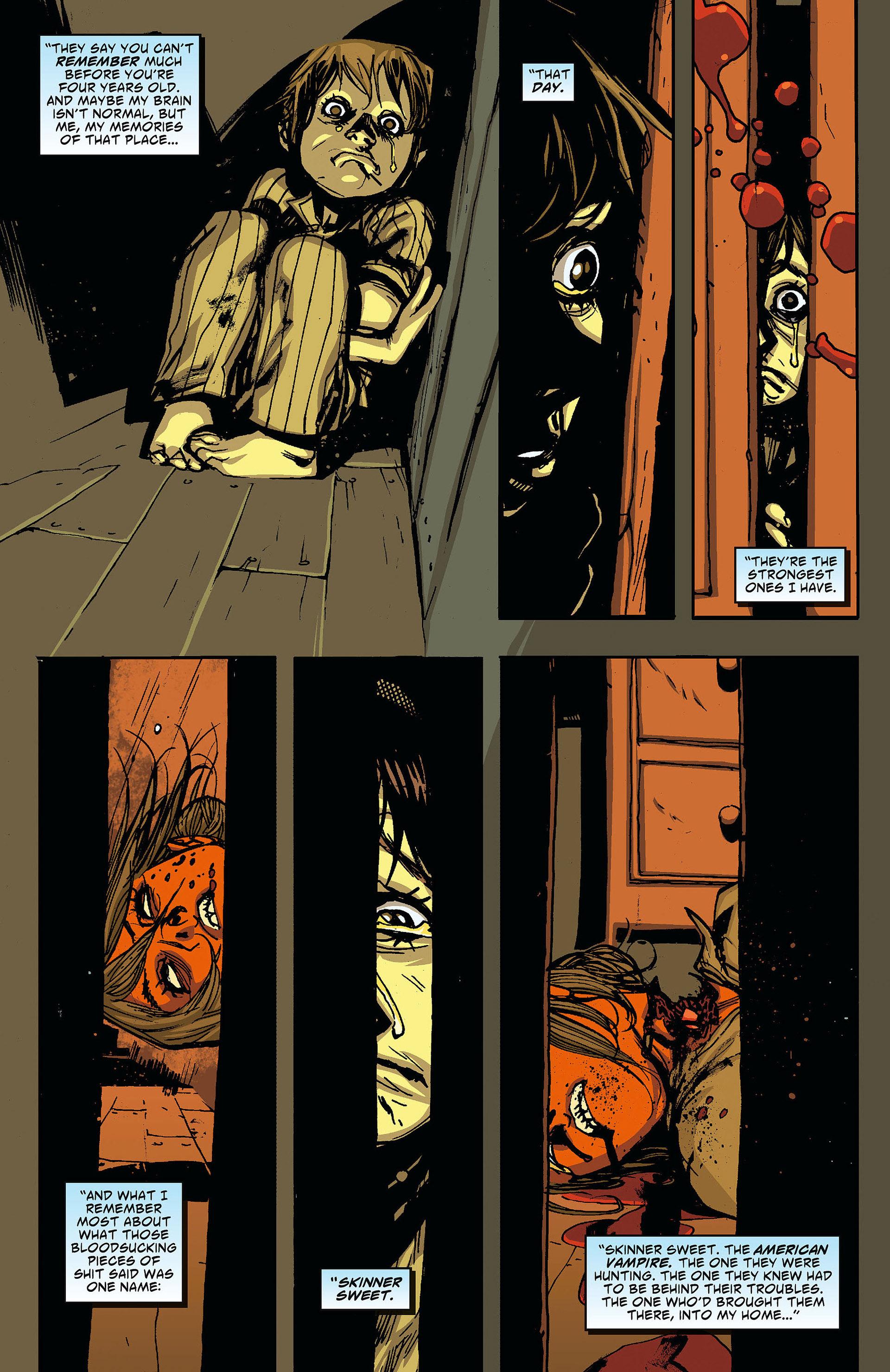 Read online American Vampire comic -  Issue #25 - 9