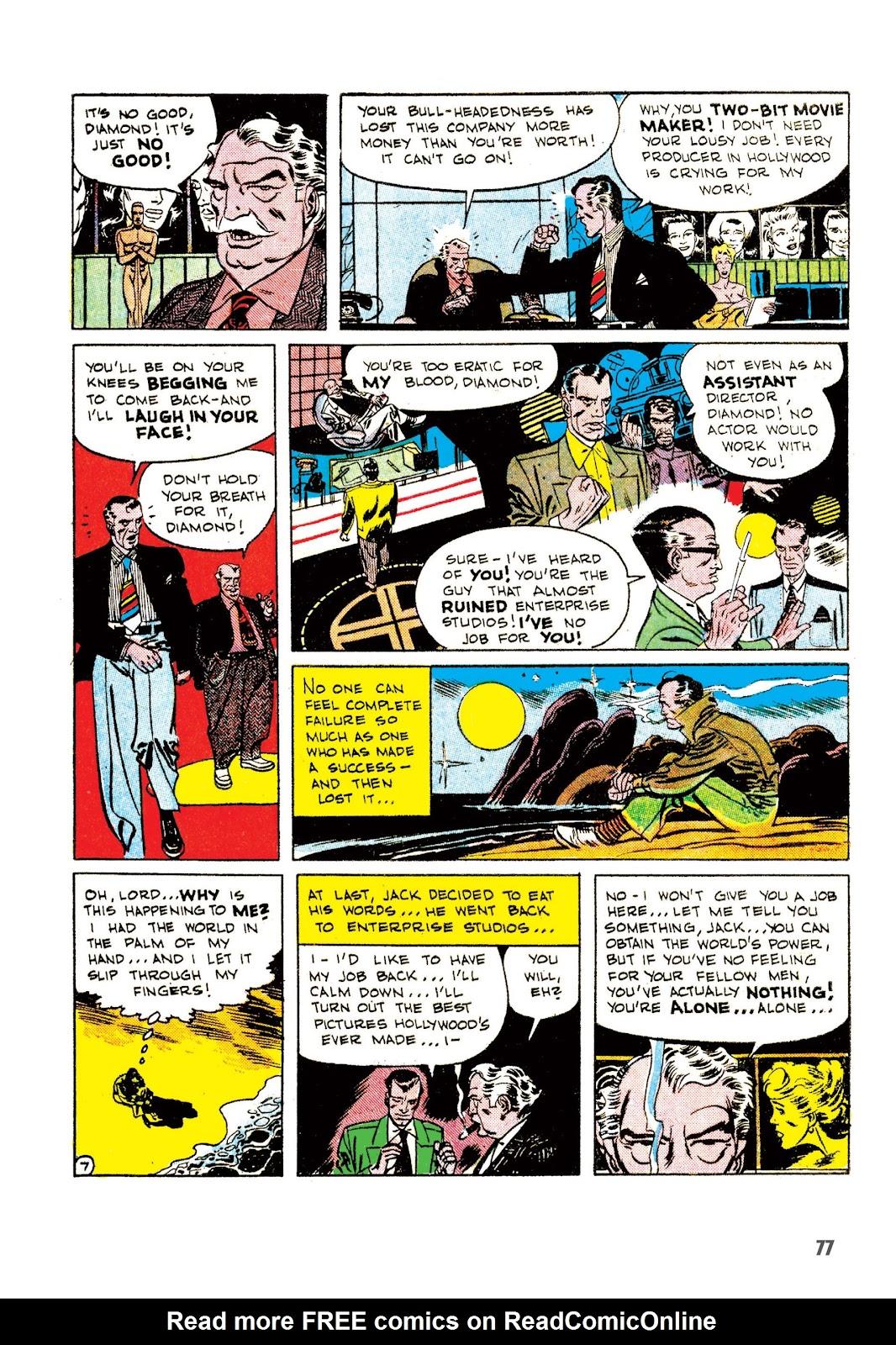 Read online The Joe Kubert Archives comic -  Issue # TPB (Part 1) - 88