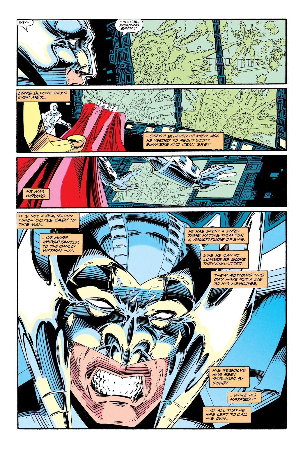 Uncanny X-Men (1963) issue 296 - Page 21