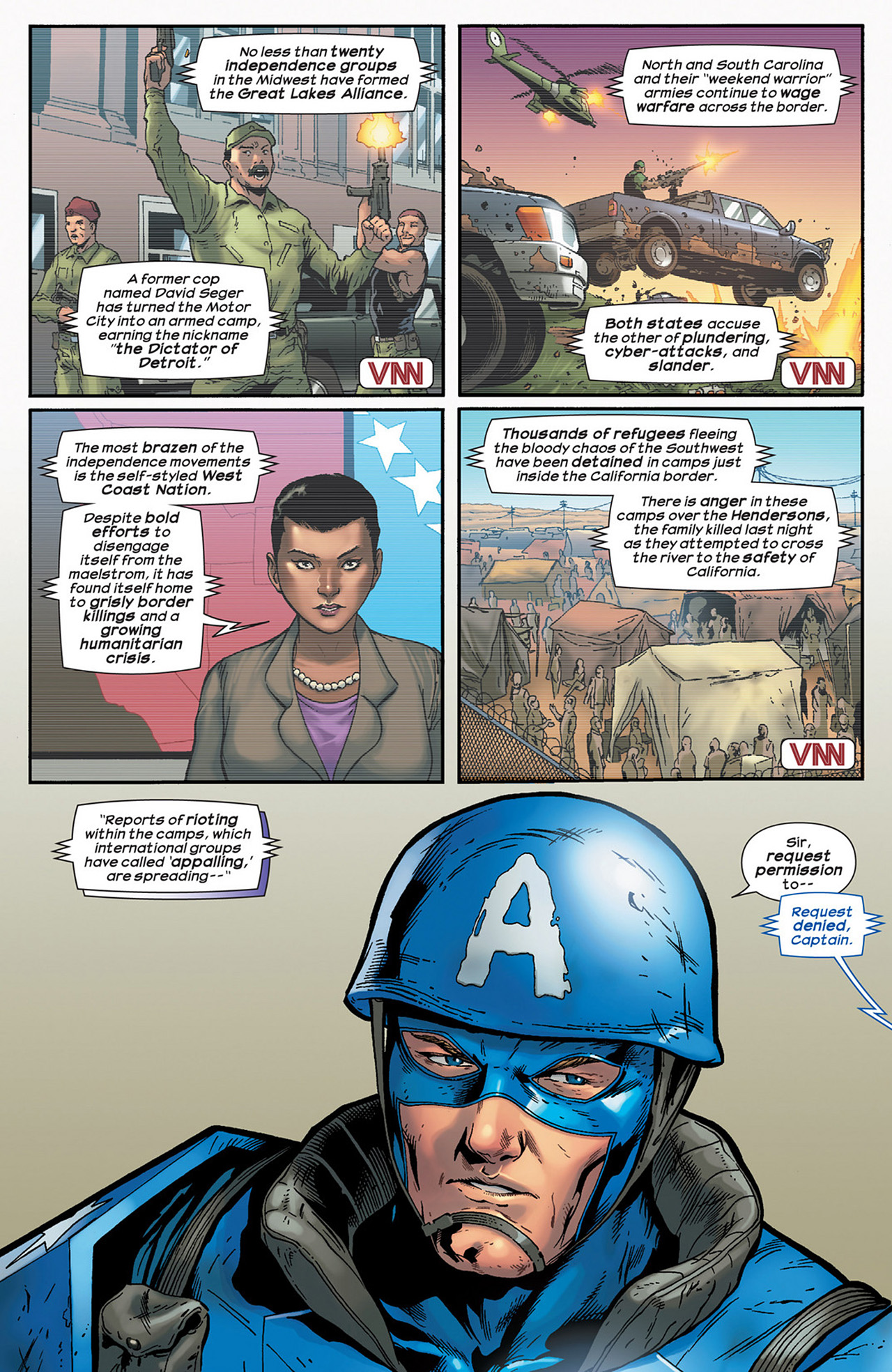 Read online Ultimate Comics Ultimates comic -  Issue #15 - 6