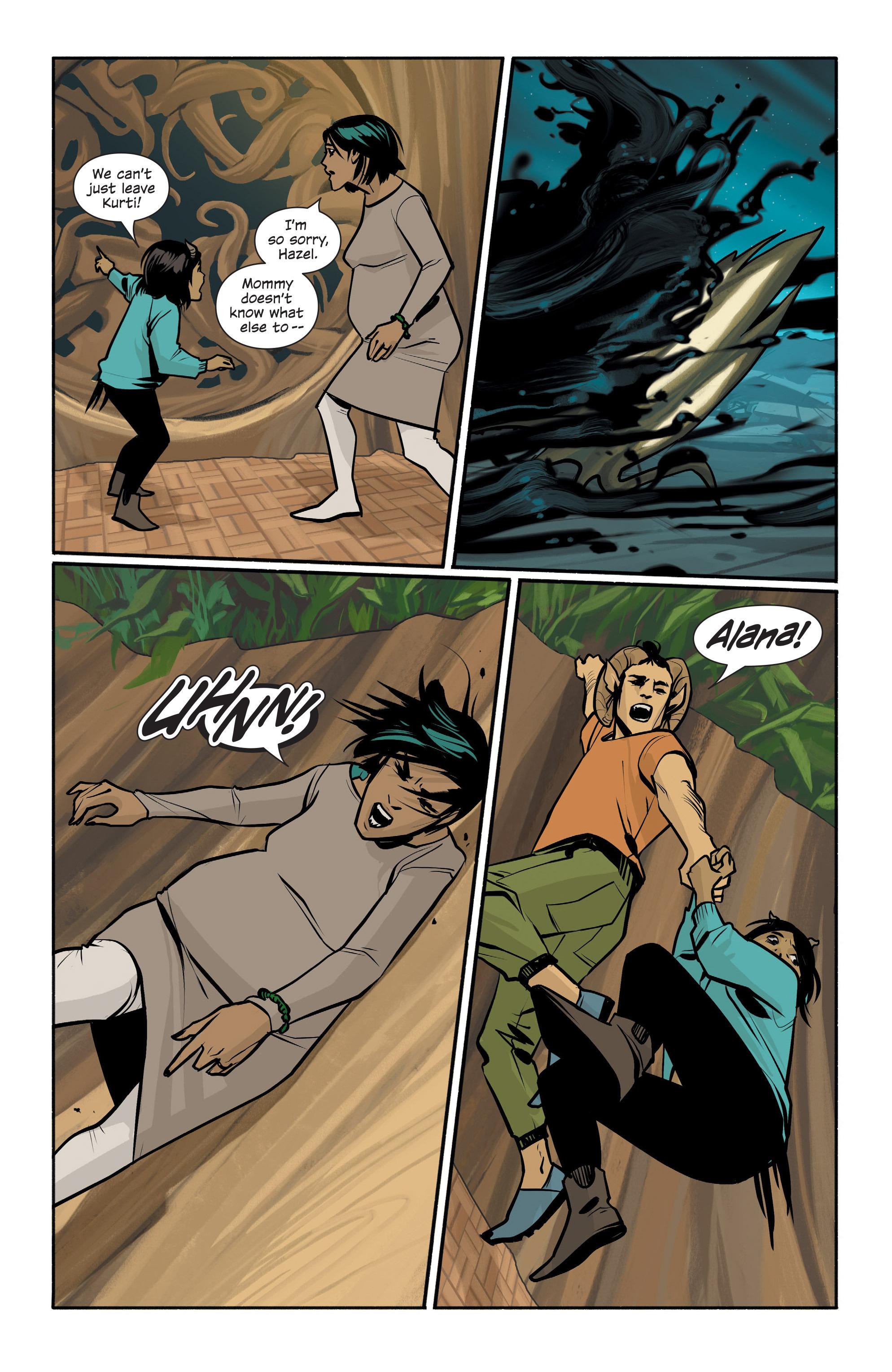 Read online Saga comic -  Issue #42 - 19