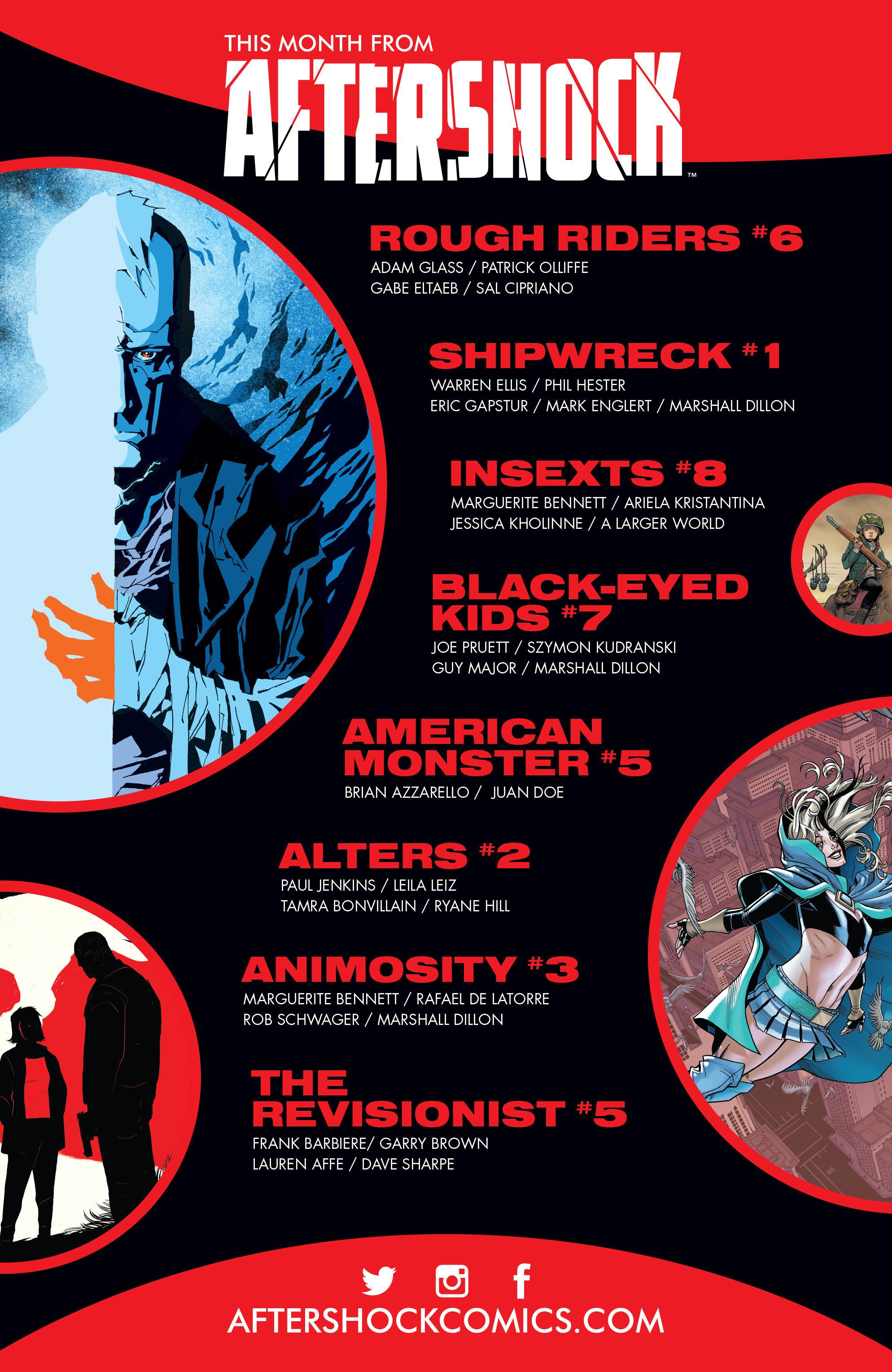 Read online Animosity comic -  Issue #3 - 35