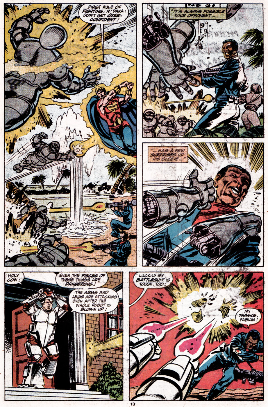 The Avengers (1963) 311 Page 9