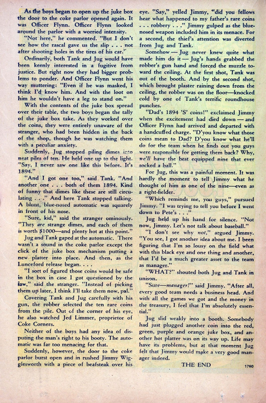 Read online Joker Comics comic -  Issue #31 - 18