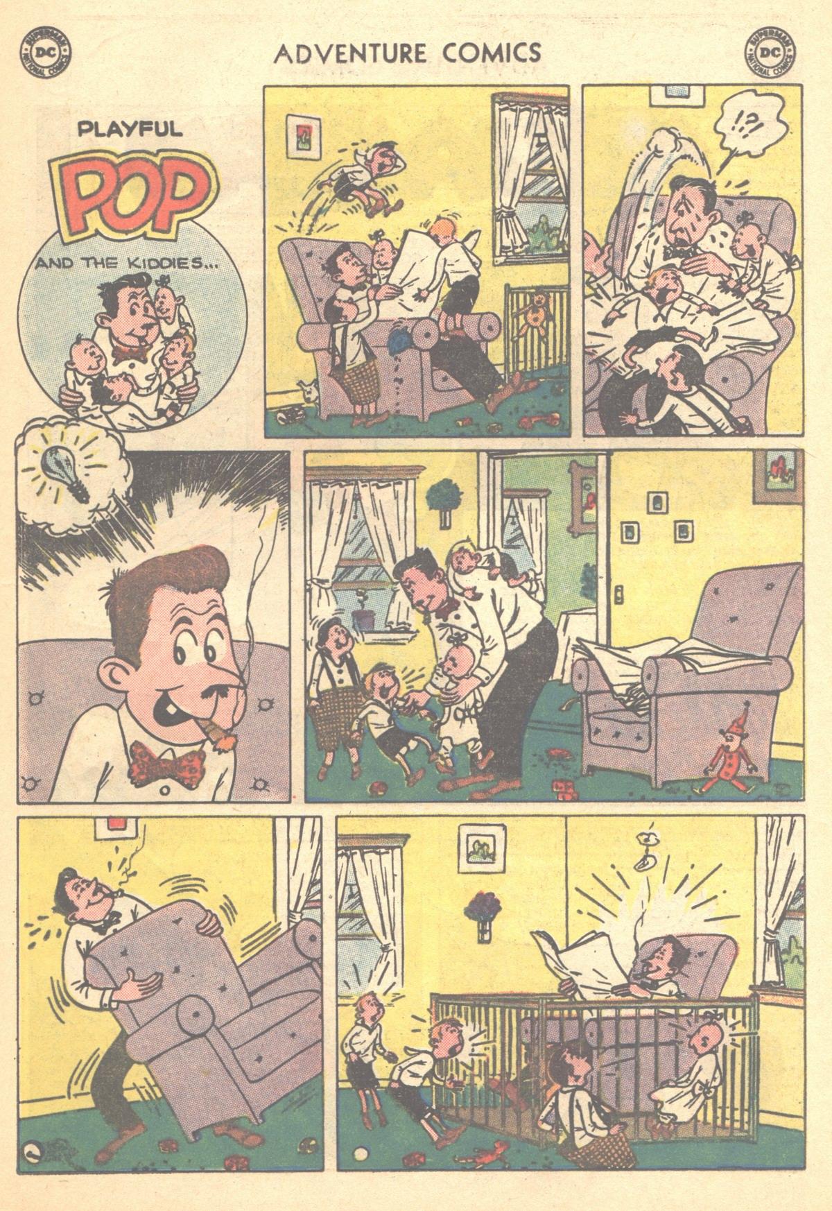Read online Adventure Comics (1938) comic -  Issue #278 - 25