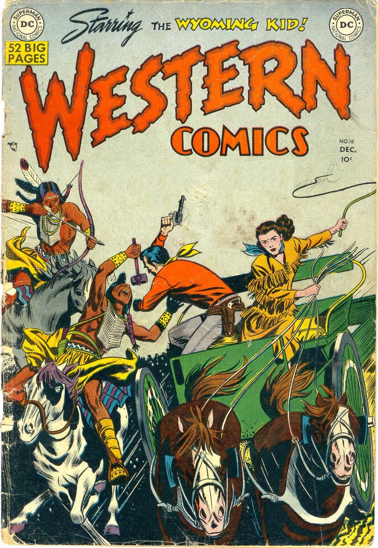 Western Comics 18 Page 1