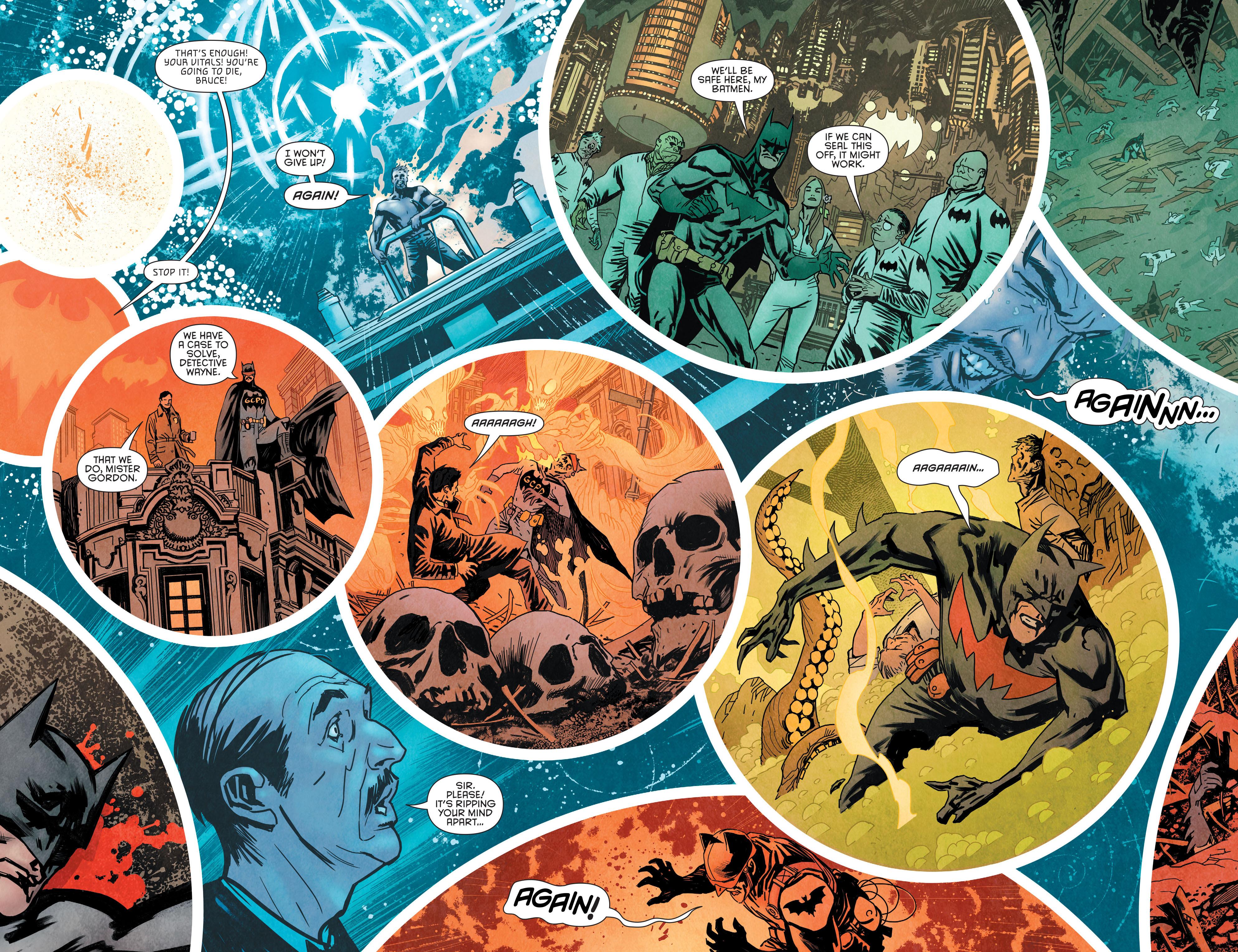 Read online Batman (2011) comic -  Issue # _TPB 9 - 87