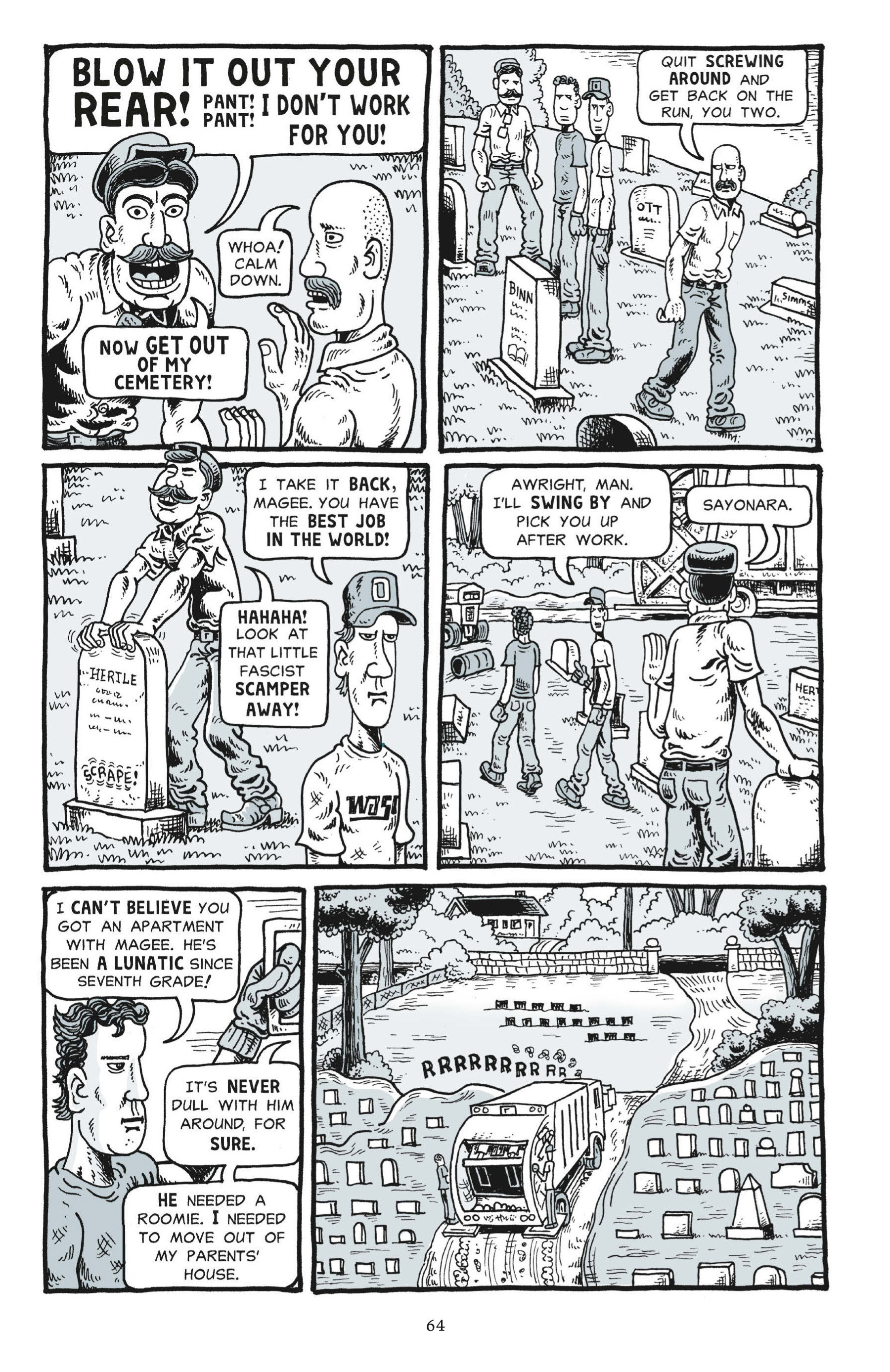 Read online Trashed comic -  Issue # Full - 65
