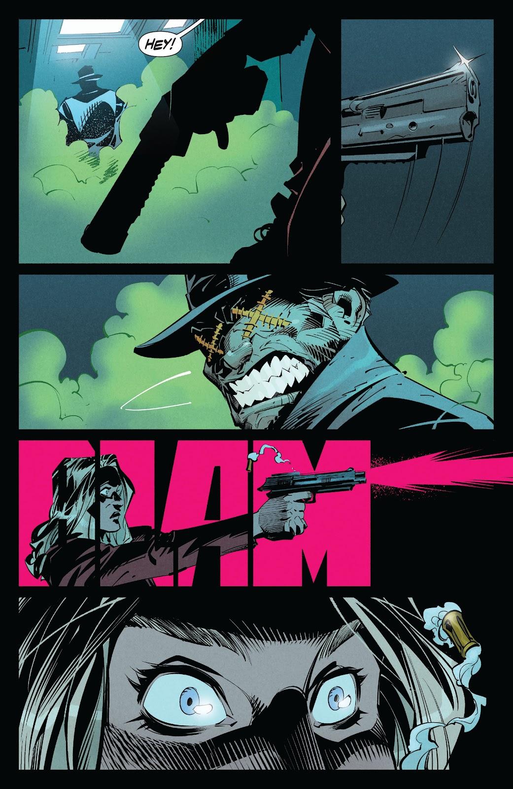 Read online Angel   Spike comic -  Issue #10 - 6