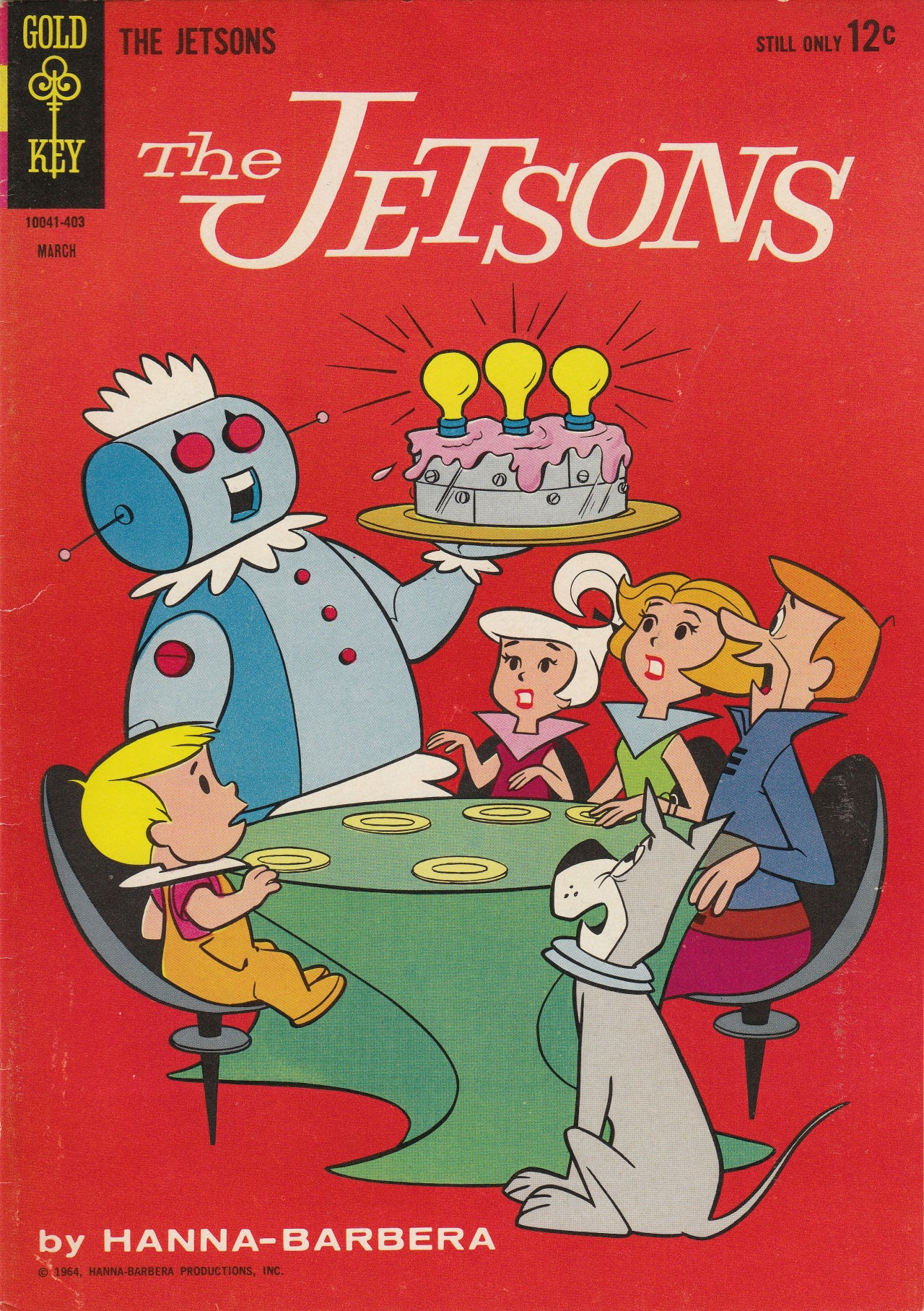 The Jetsons (1963) 8 Page 1