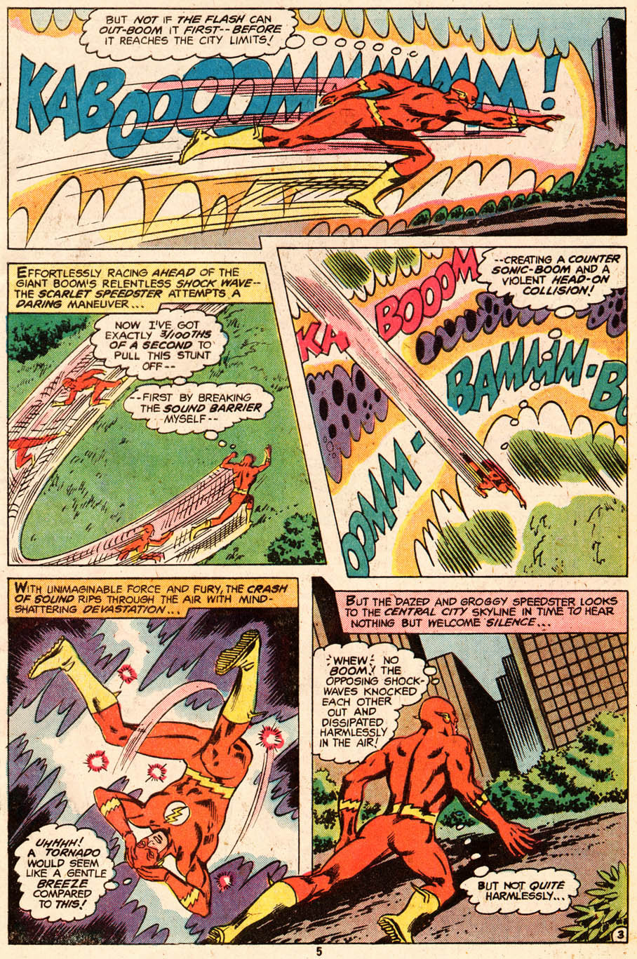 Read online Adventure Comics (1938) comic -  Issue #465 - 6