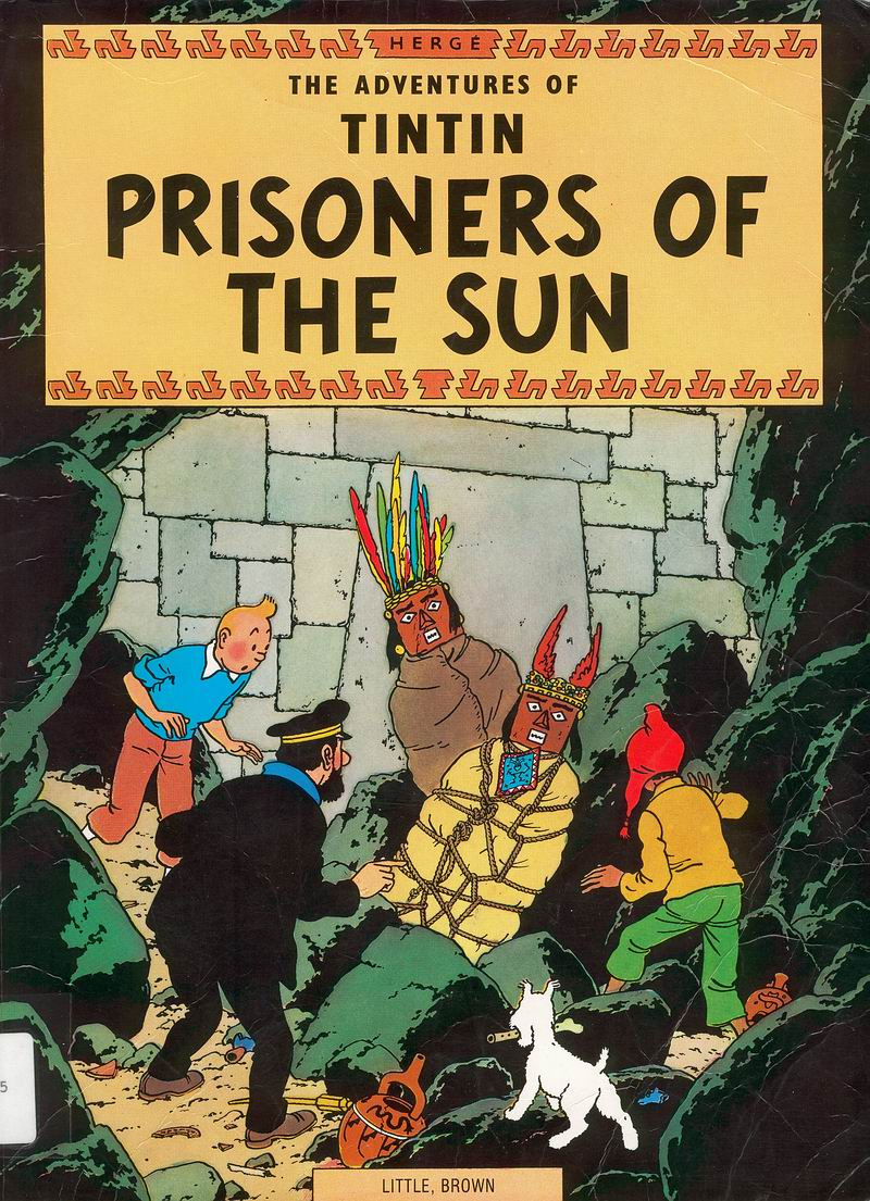 The Adventures of Tintin #14 - Read The Adventures of Tintin Issue #14 Online