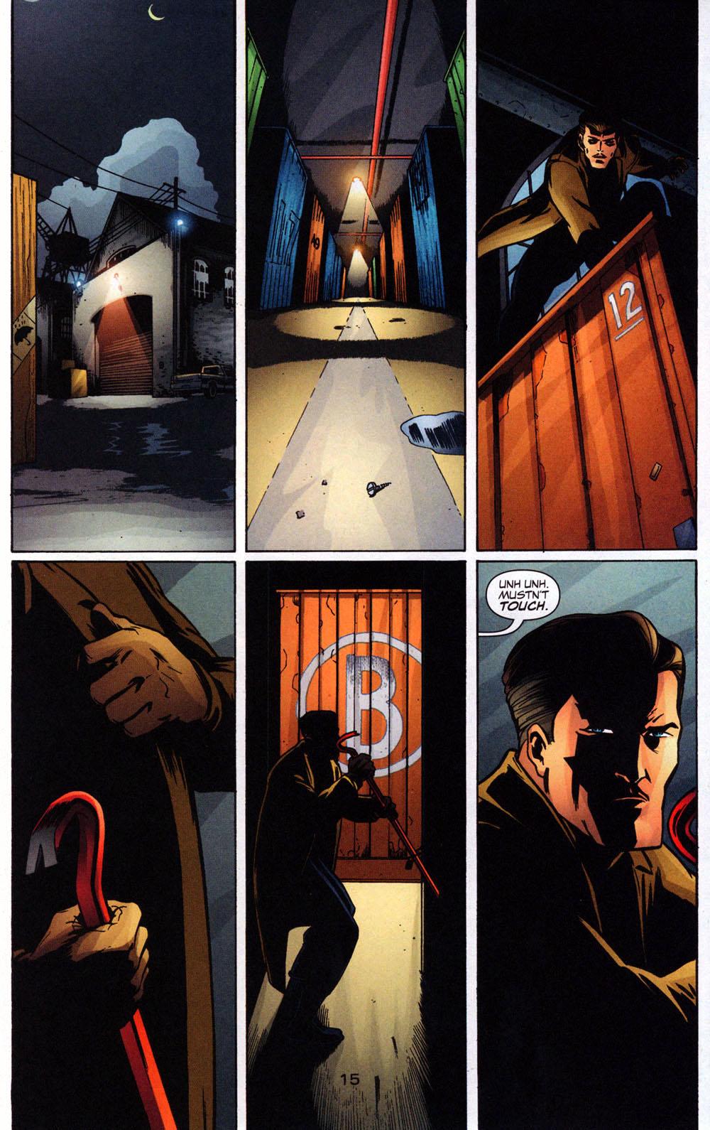 Read online Fallen Angel (2003) comic -  Issue #2 - 16