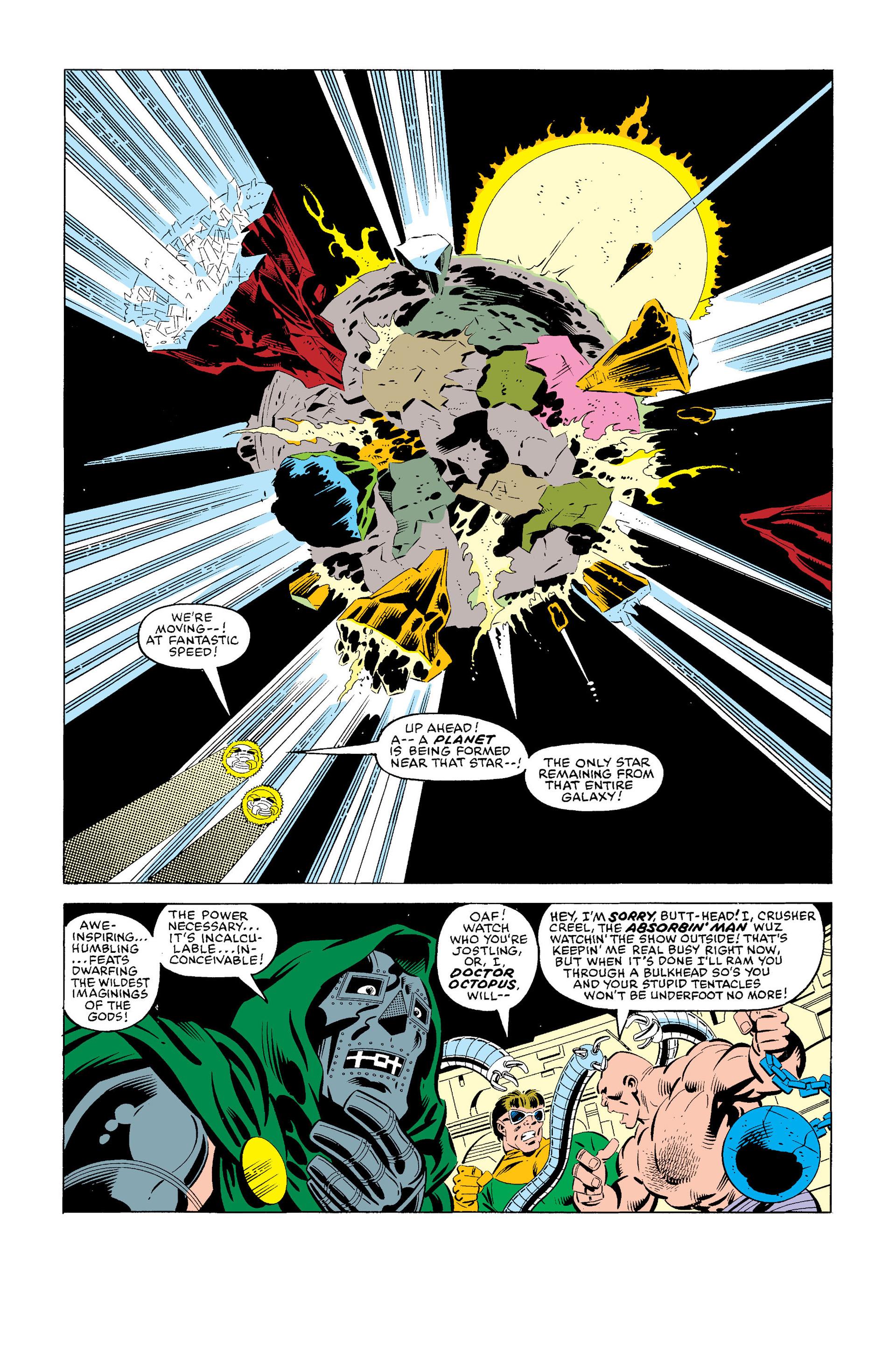 Read online Secret Wars (1985) comic -  Issue #1 - 7